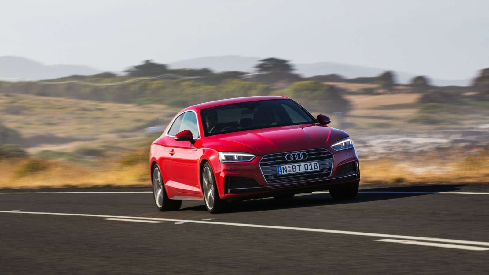 2017 Audi A5 Coupe review | CarAdvice