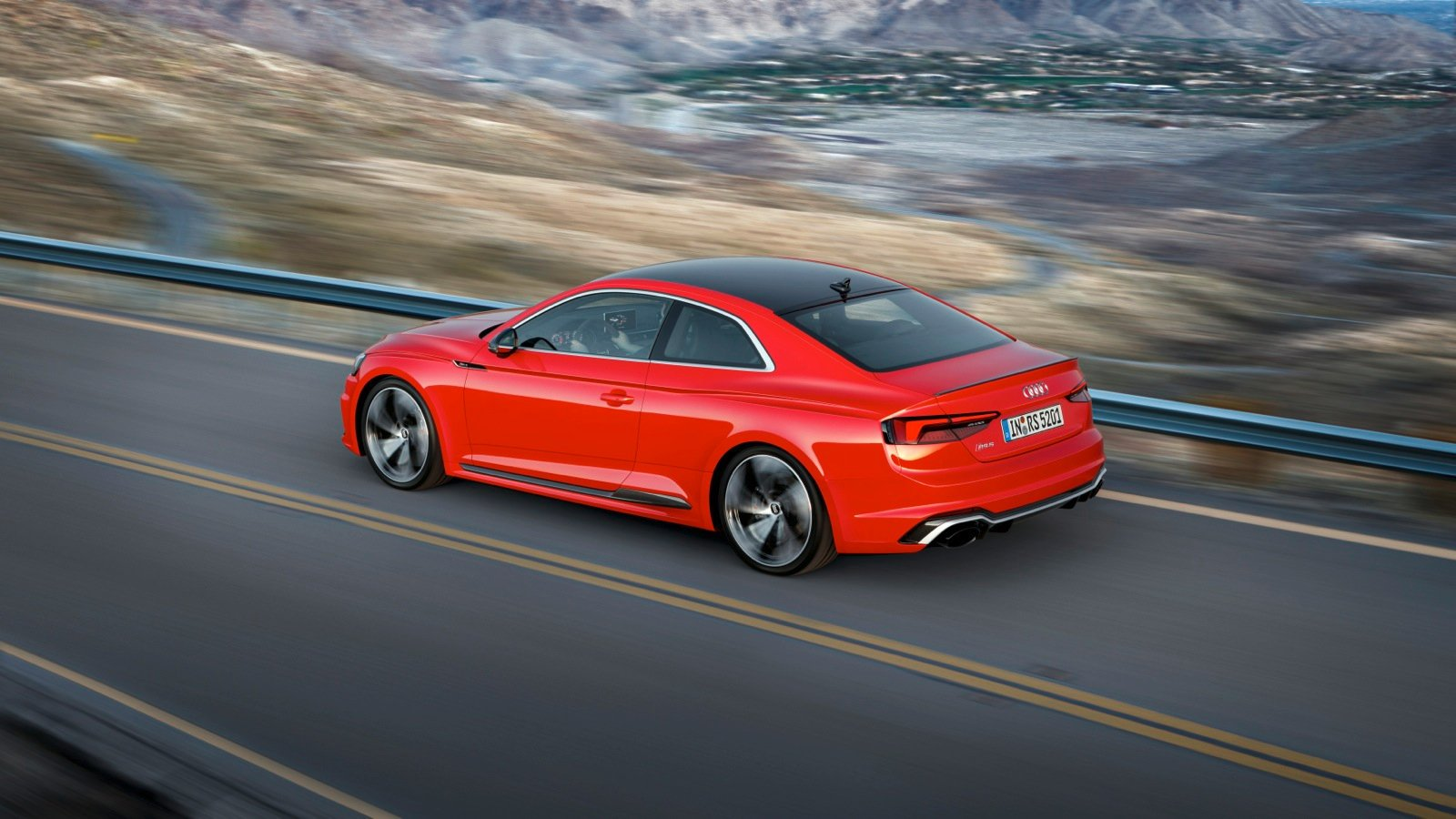 2017 Audi Rs5 Coupe Revealed Photos