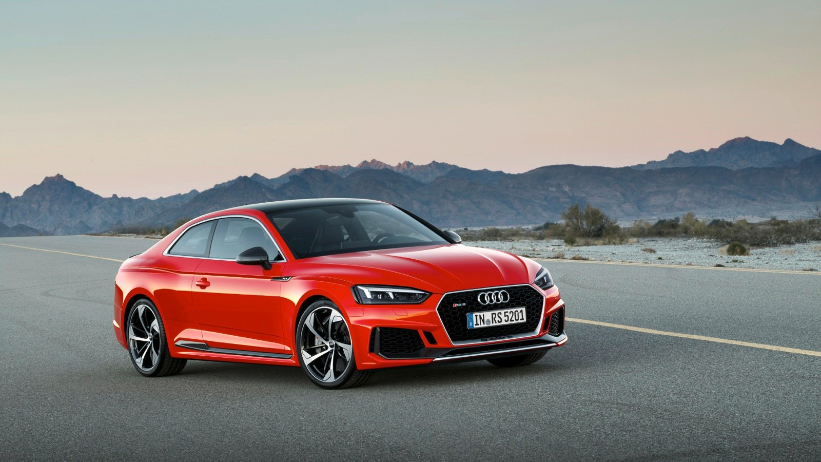 2017 Audi RS5 Coupe revealed - Photos