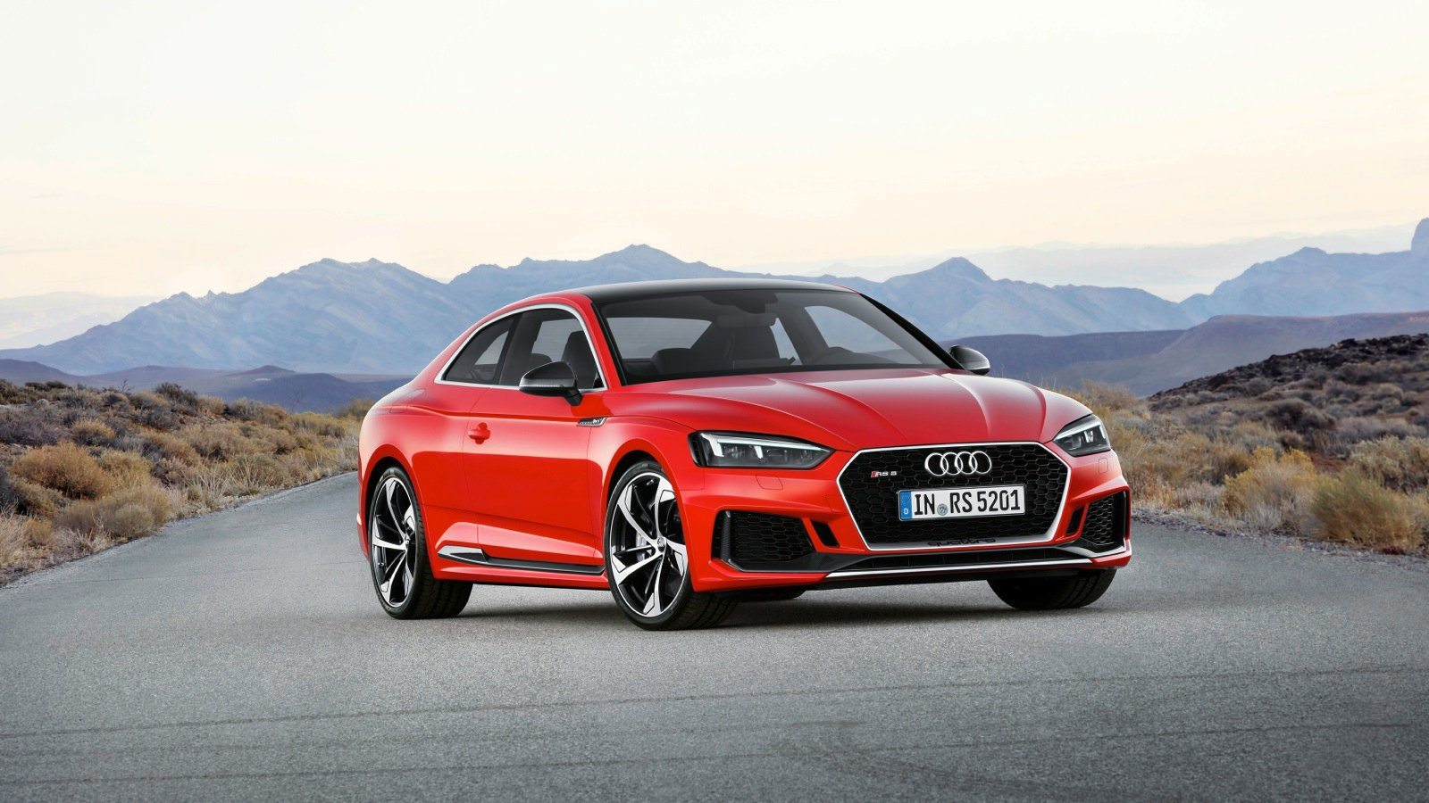 2017 audi rs5 coupe revealed photos caradvice. Black Bedroom Furniture Sets. Home Design Ideas