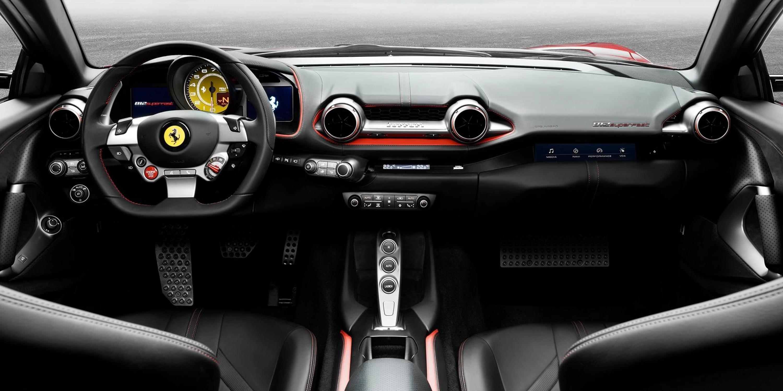 2017 Ferrari 812 Superfast More Than A Seemingly Obvious Name Photos Caradvice