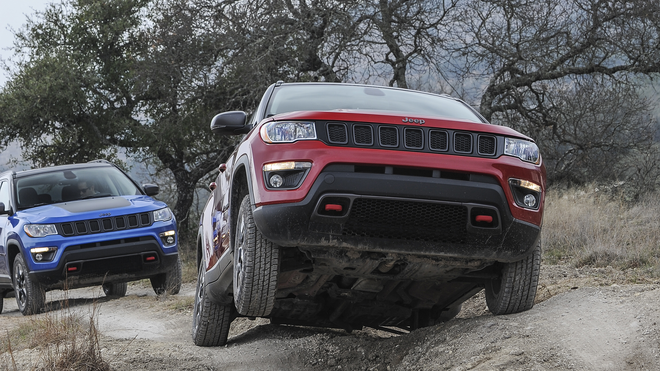 2018 jeep compass will exorcise memories of the old model brand boss says photos. Black Bedroom Furniture Sets. Home Design Ideas
