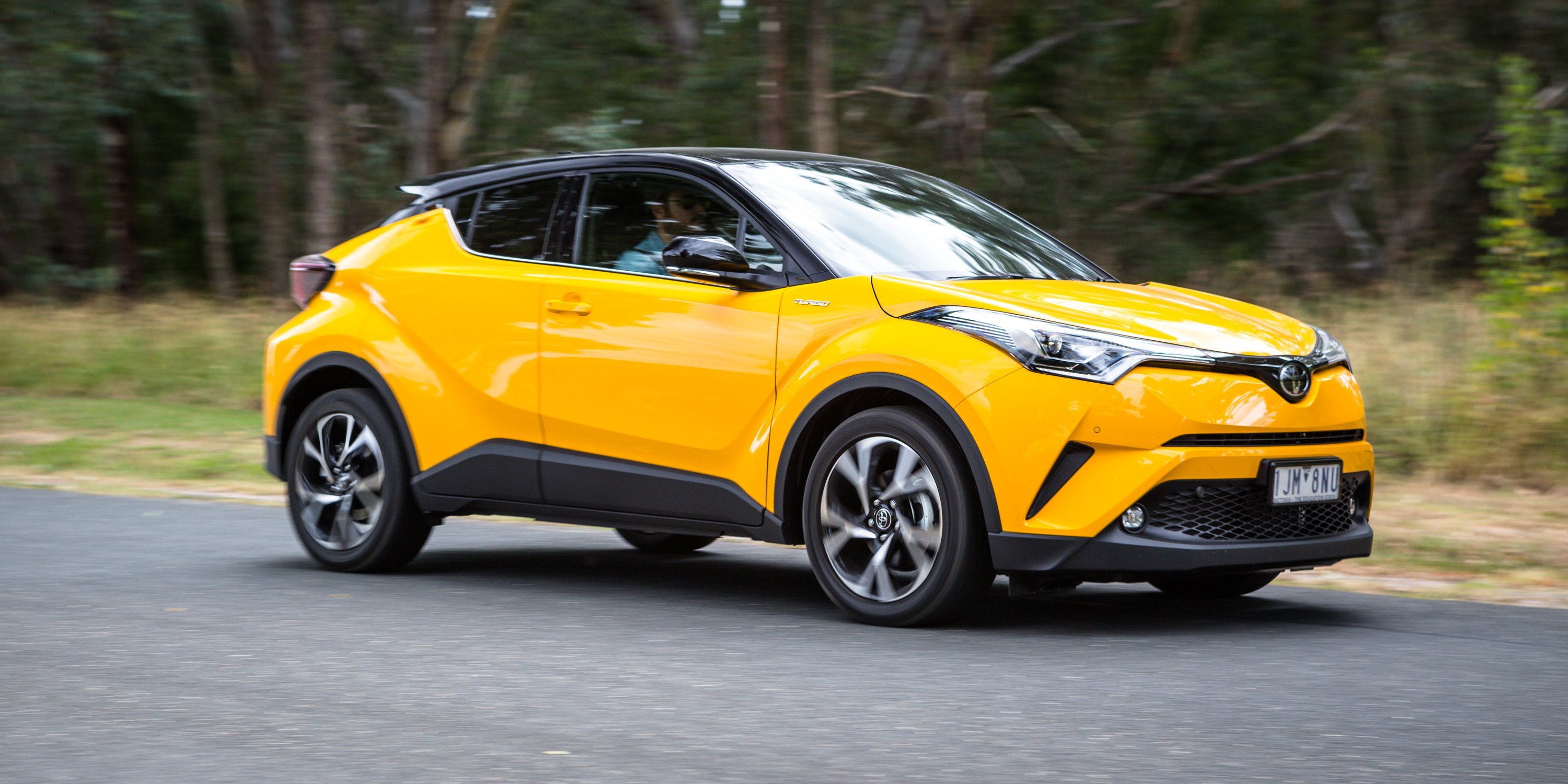2017 Toyota C-HR Koba 2WD review - photos | CarAdvice