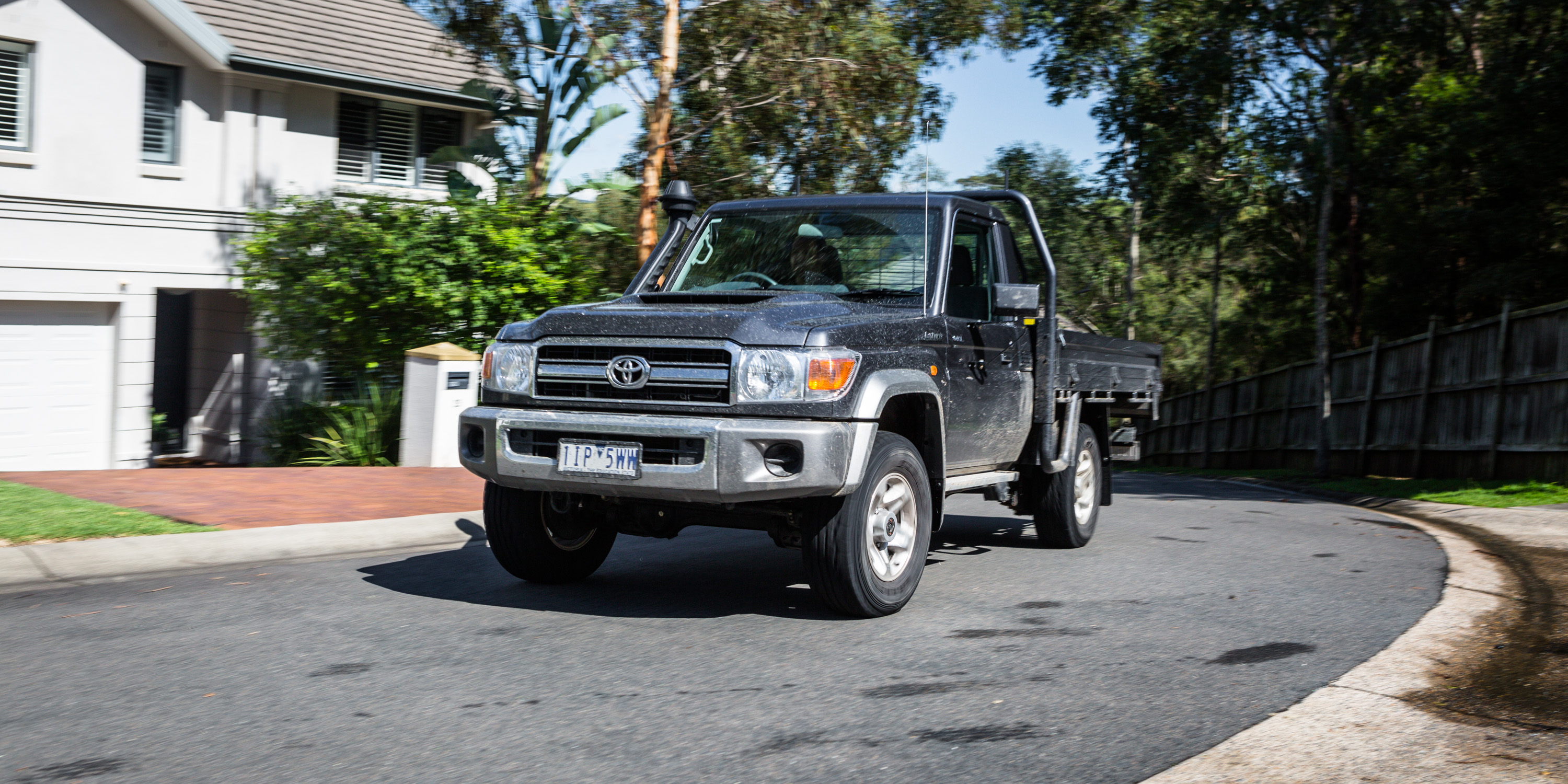 2017 Toyota LandCruiser 70 Series Ute Review Long Term