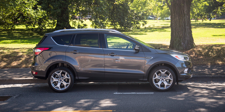 2017 Ford Escape Titanium TDCi review | CarAdvice