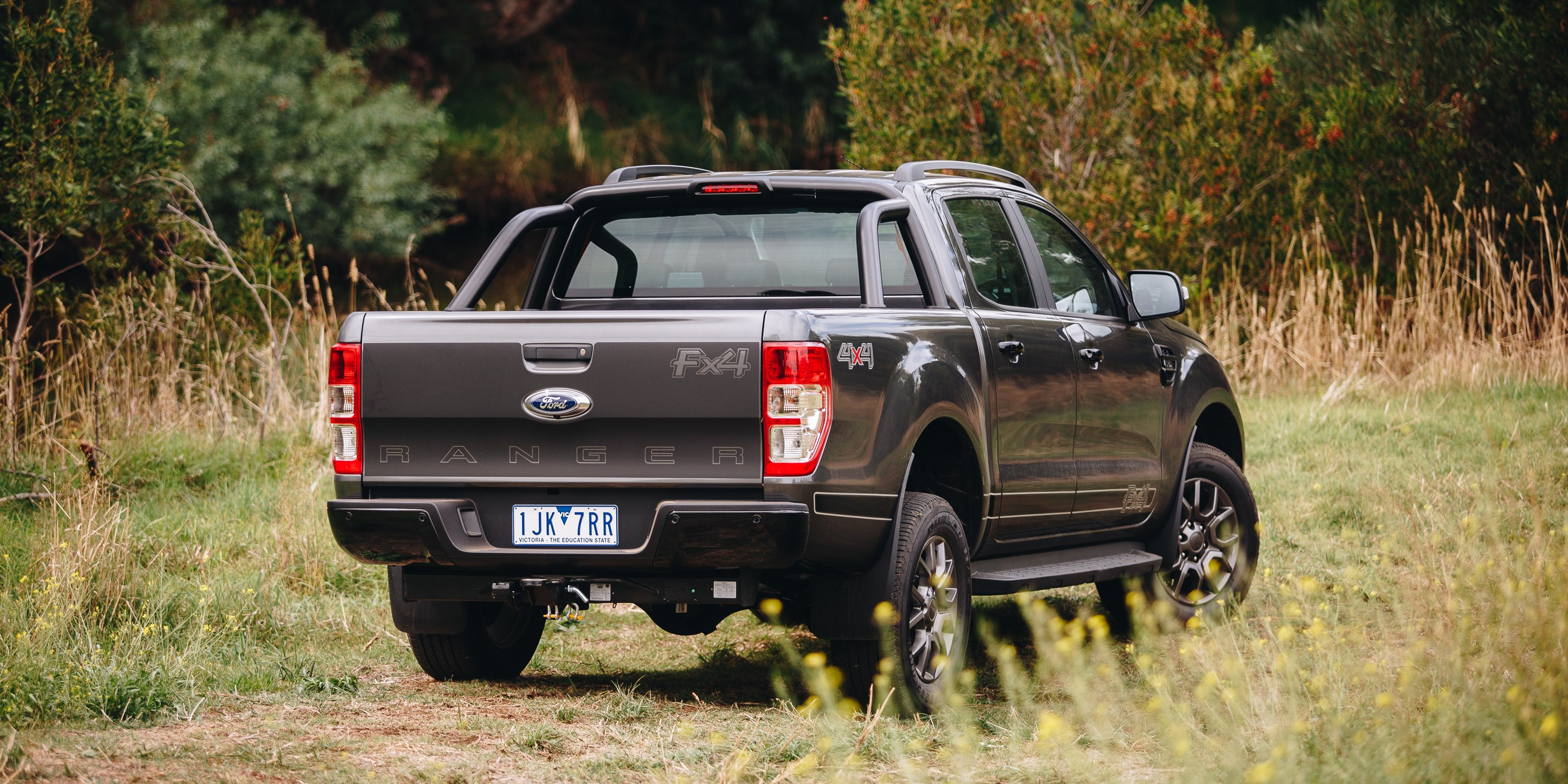 2017 ford ranger fx4 review photos caradvice. Black Bedroom Furniture Sets. Home Design Ideas