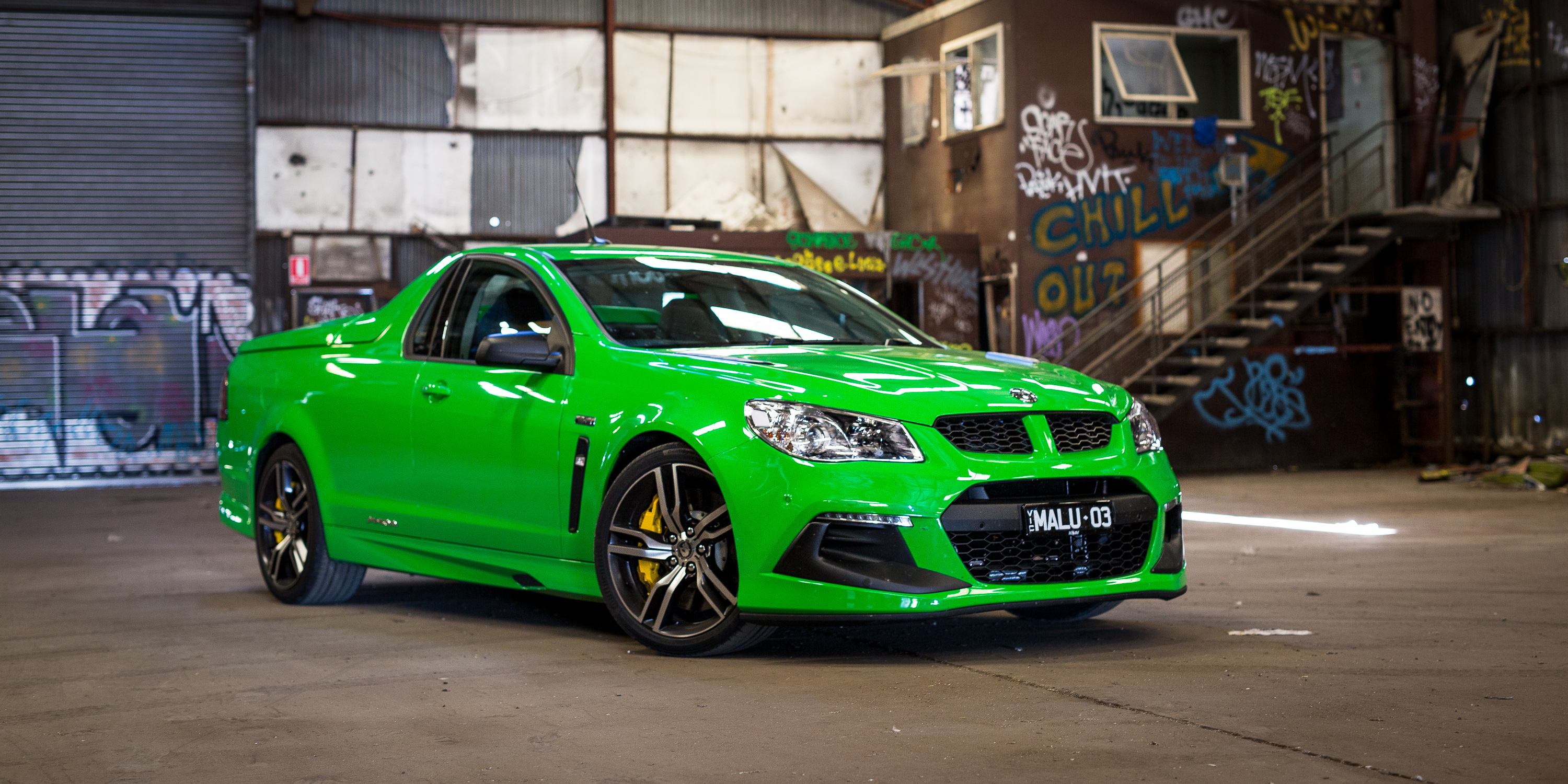 2017 HSV Maloo R8 LSA 30 Years review - photos | CarAdvice