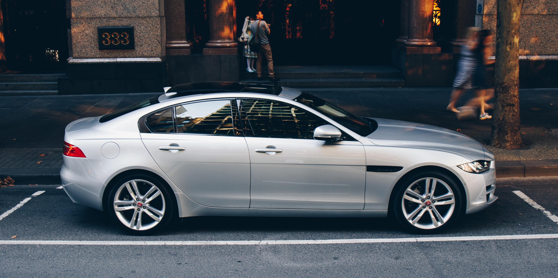 Jaguar Xe Specs >> 2017 Jaguar XE 20t Prestige review   CarAdvice