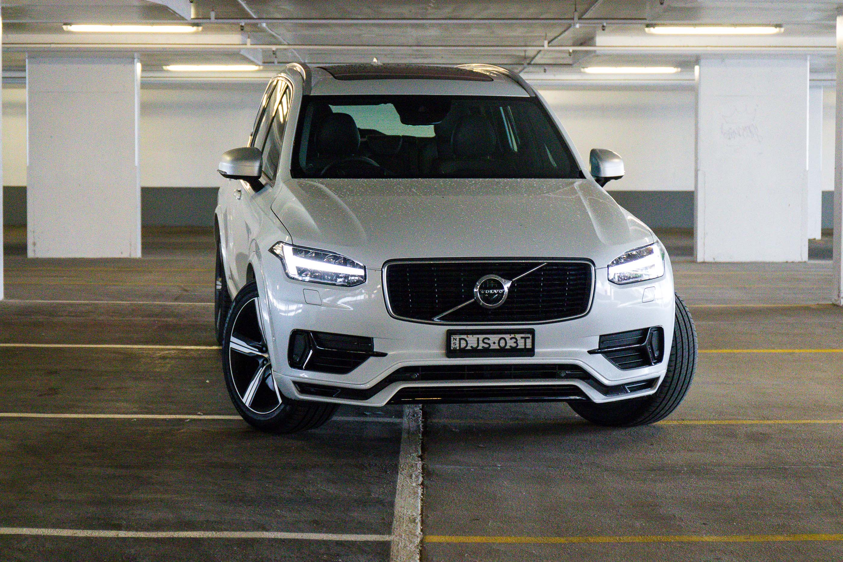 2017 volvo xc90 t8 r design review long term report three. Black Bedroom Furniture Sets. Home Design Ideas