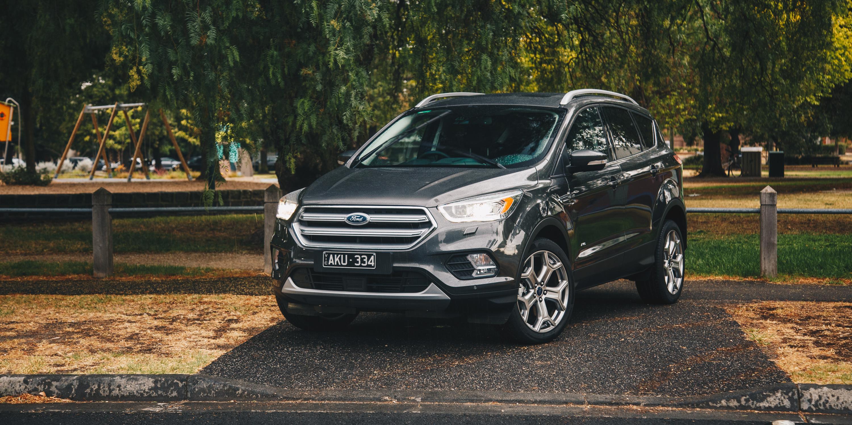 Ford Escape Titanium >> 2017 Ford Escape Titanium TDCi review - photos | CarAdvice