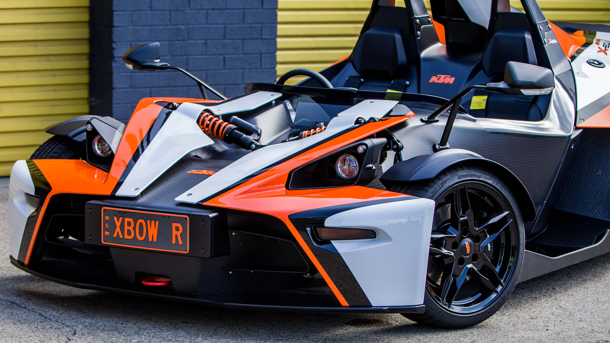 ktm x bow on sale in australia and it 39 s street legal photos caradvice. Black Bedroom Furniture Sets. Home Design Ideas