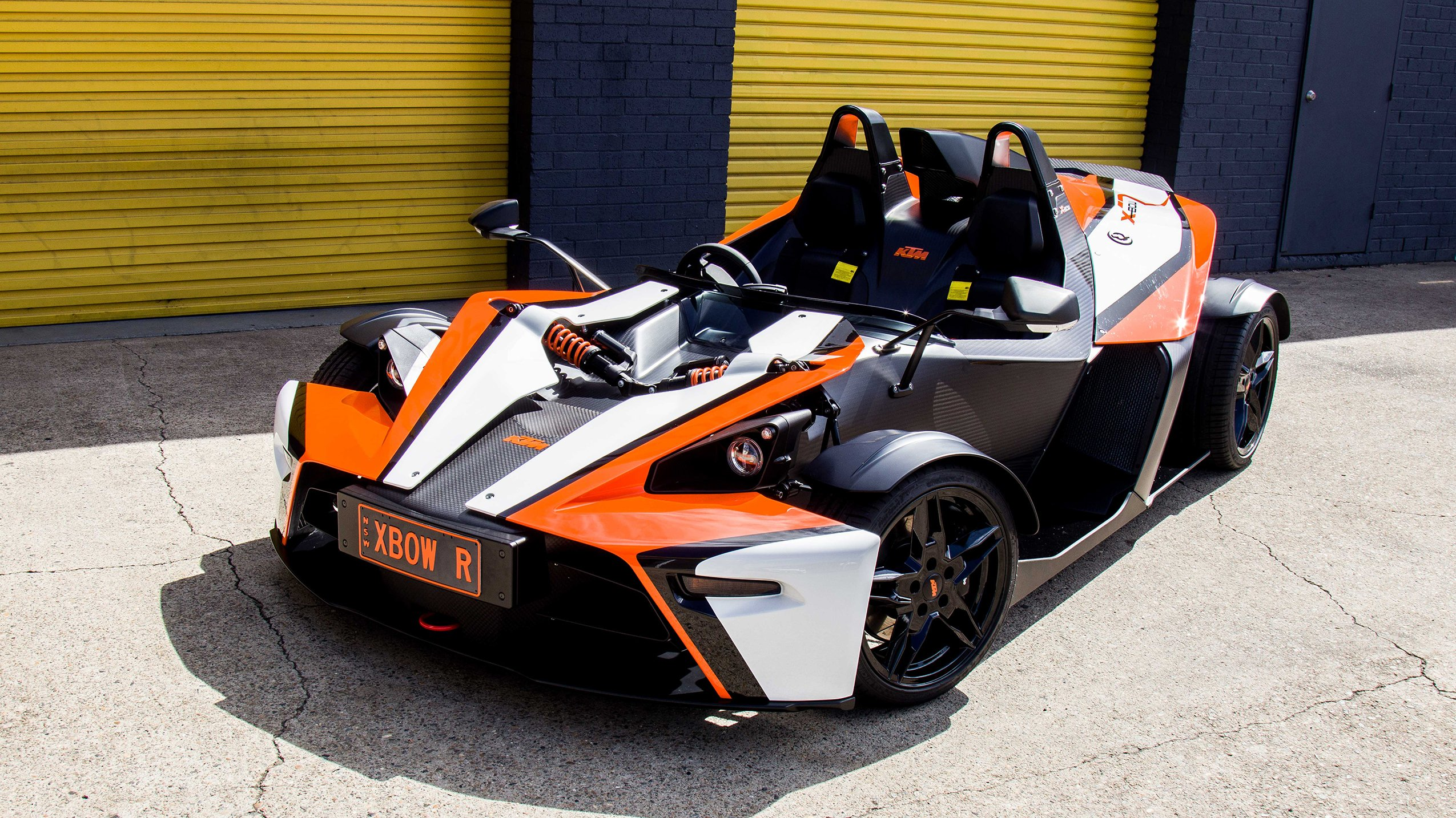 Ktm X Bow On Sale In Australia And It S Street Legal