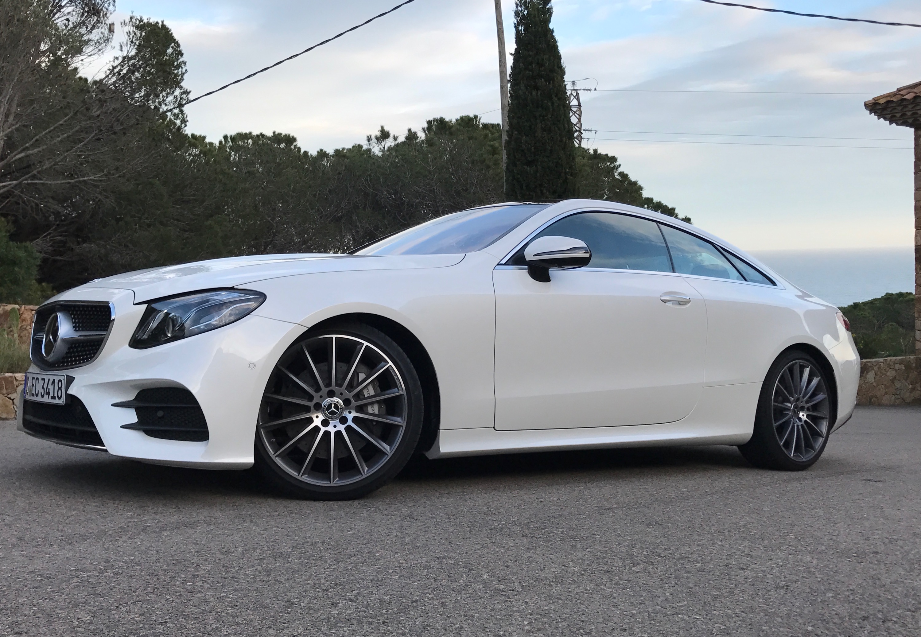 2017 Mercedes Benz E Class Coupe Review Caradvice