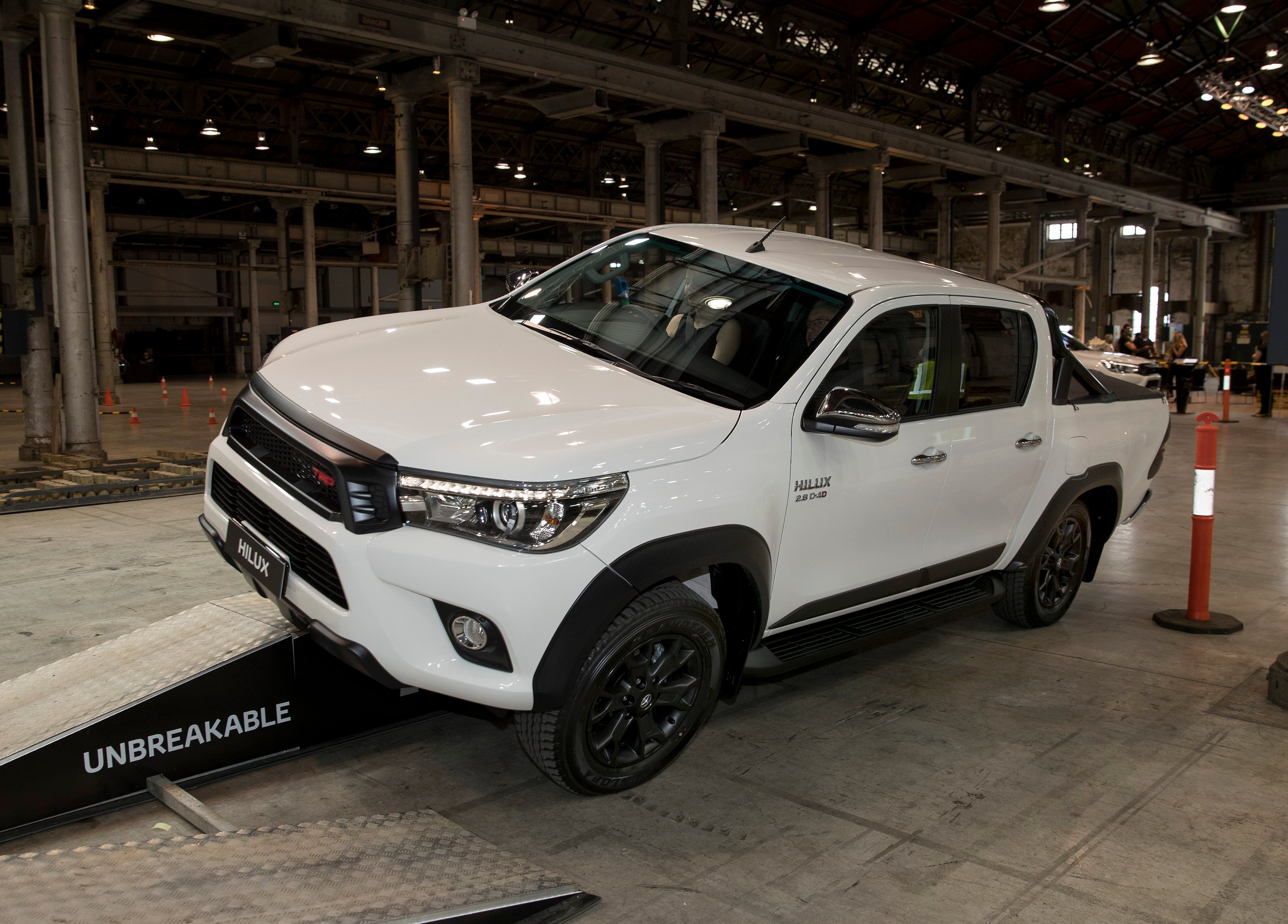 playtime   toyota hilux tonka concept   toyota hilux trd