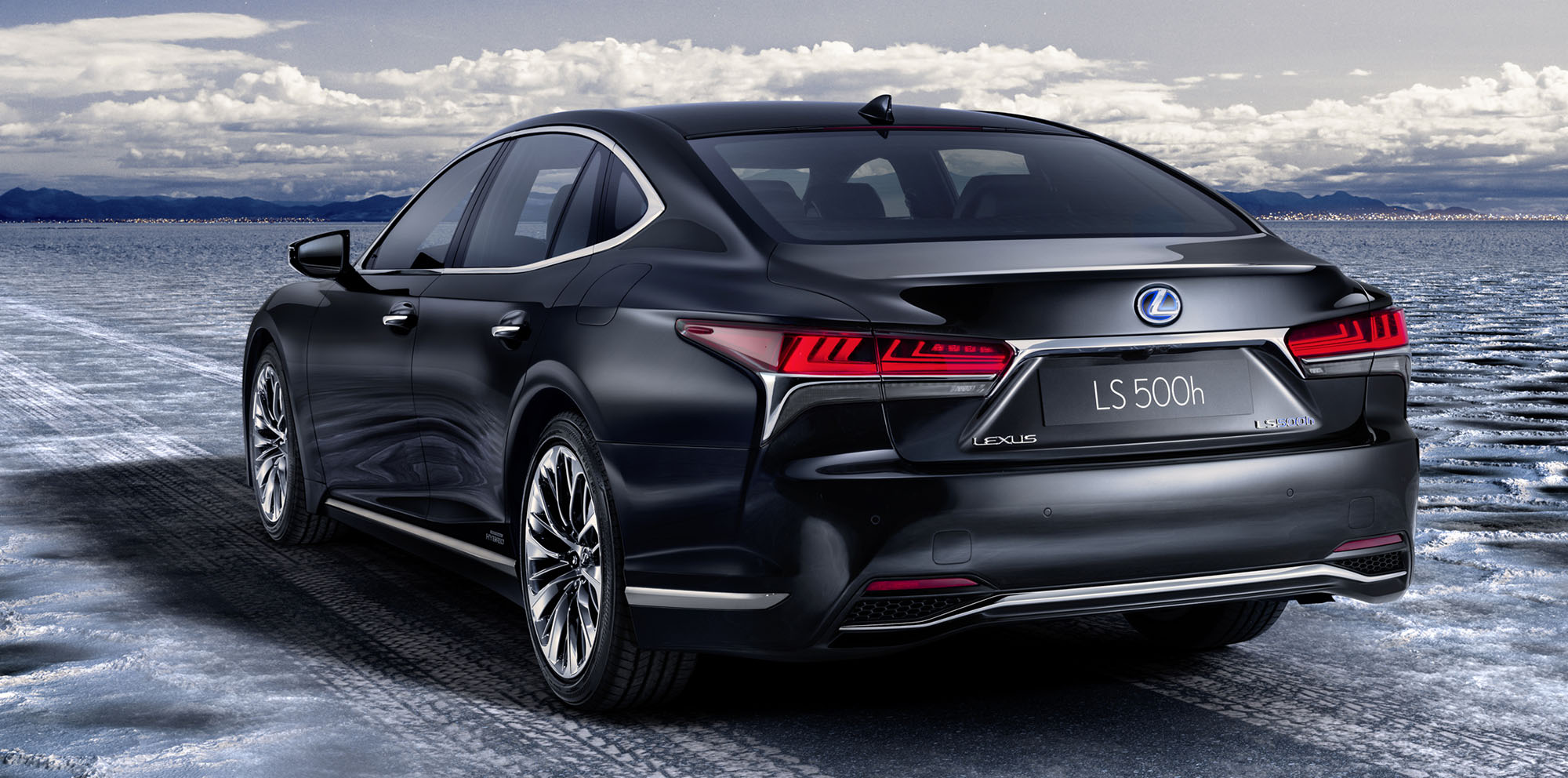2018 Lexus LS500h Revealed Photos CarAdvice