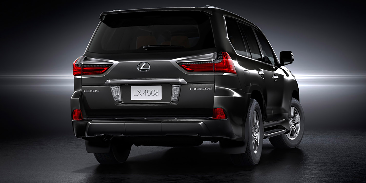 Lexus Lx450d Diesel Launches In India Still Off The Cards For Australia Photos Caradvice