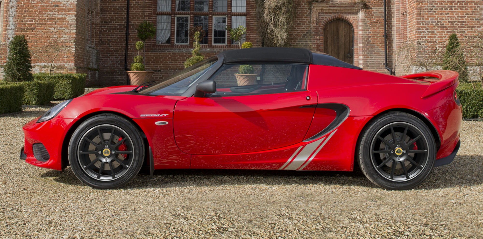 2017 Lotus Elise Sprint unveiled with less weight, changes ...