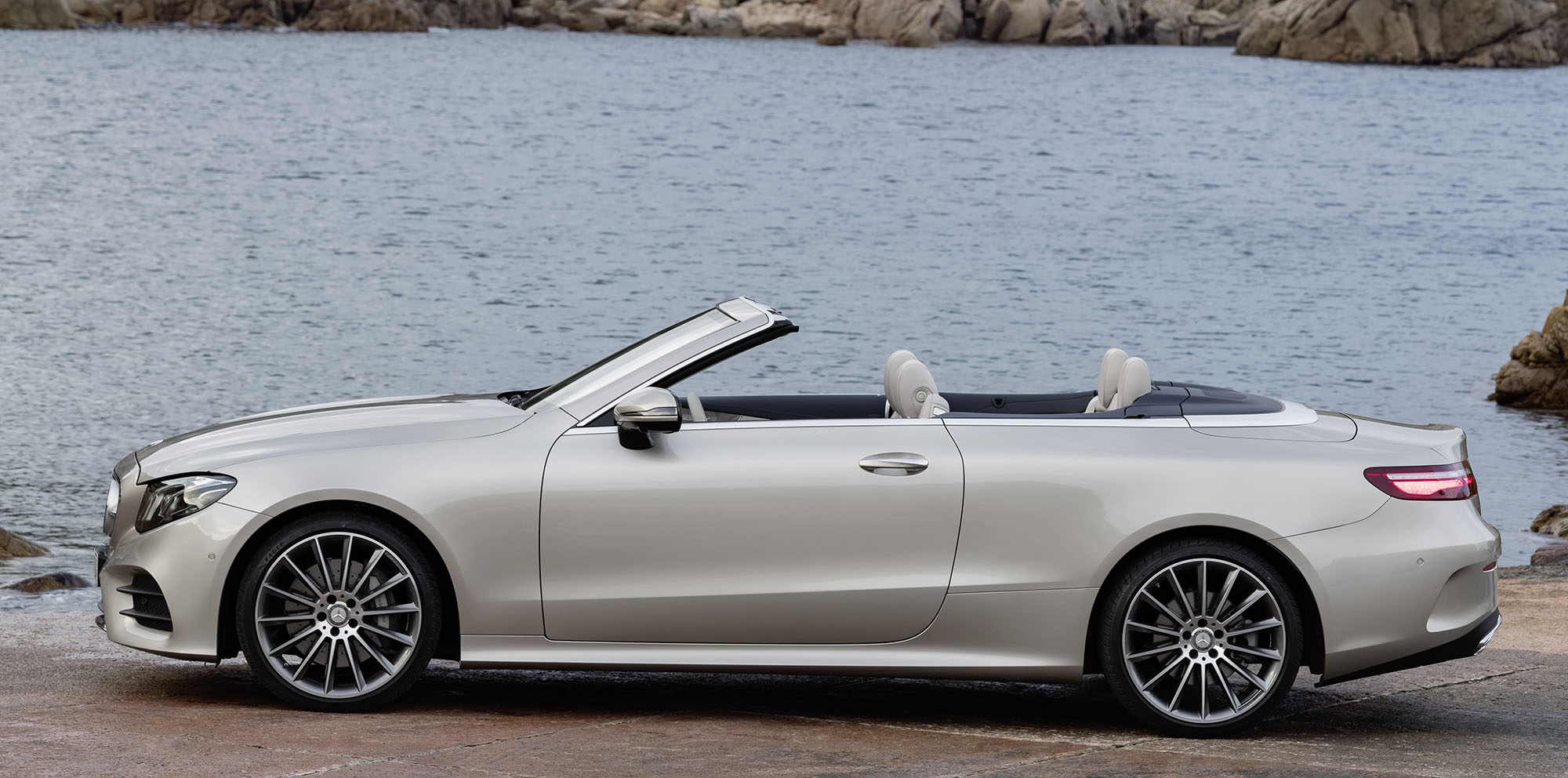 2017 Mercedes Benz E Class Cabriolet Revealed Photos Caradvice