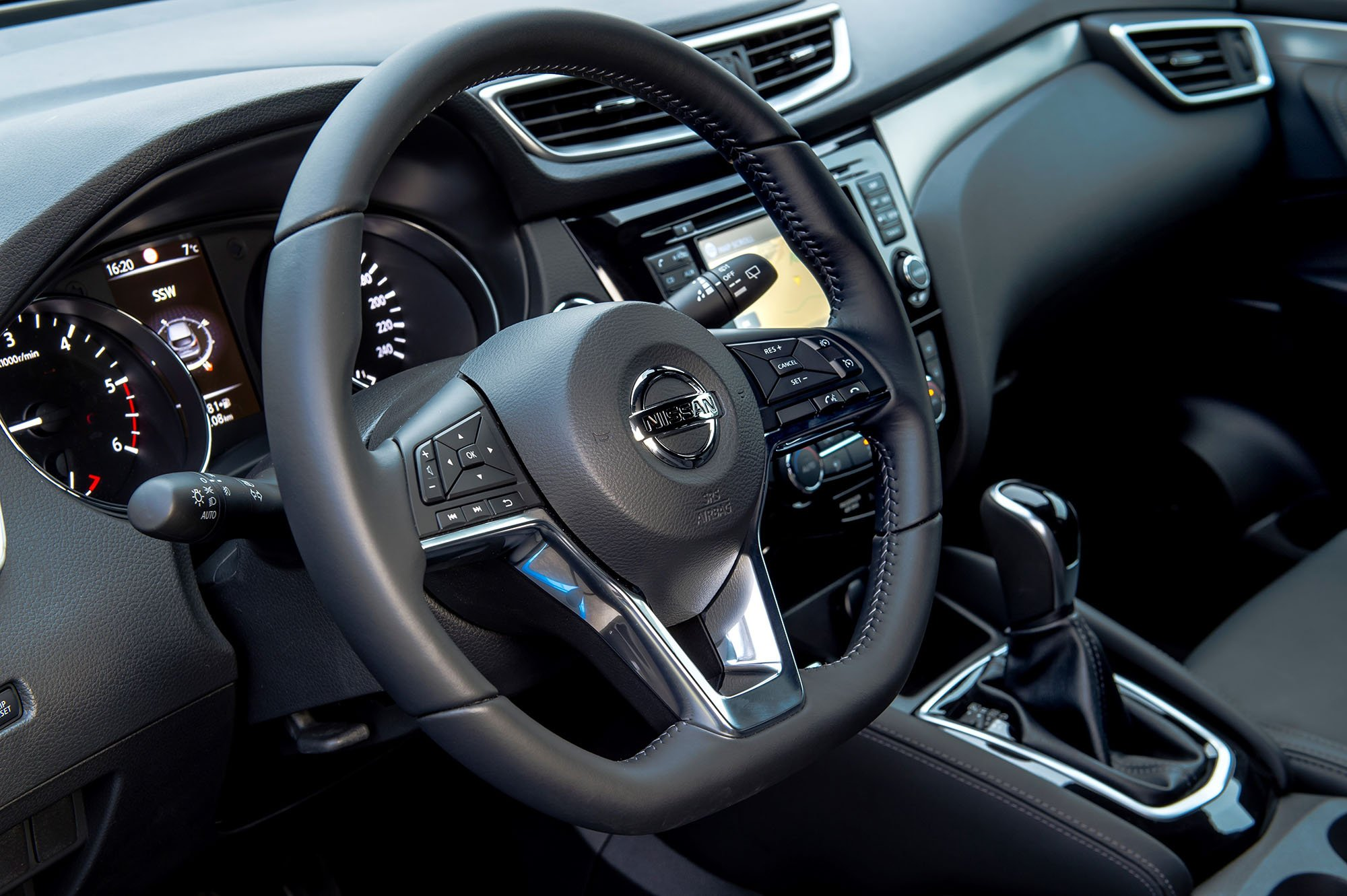 2018 nissan qashqai facelift revealed australian debut. Black Bedroom Furniture Sets. Home Design Ideas