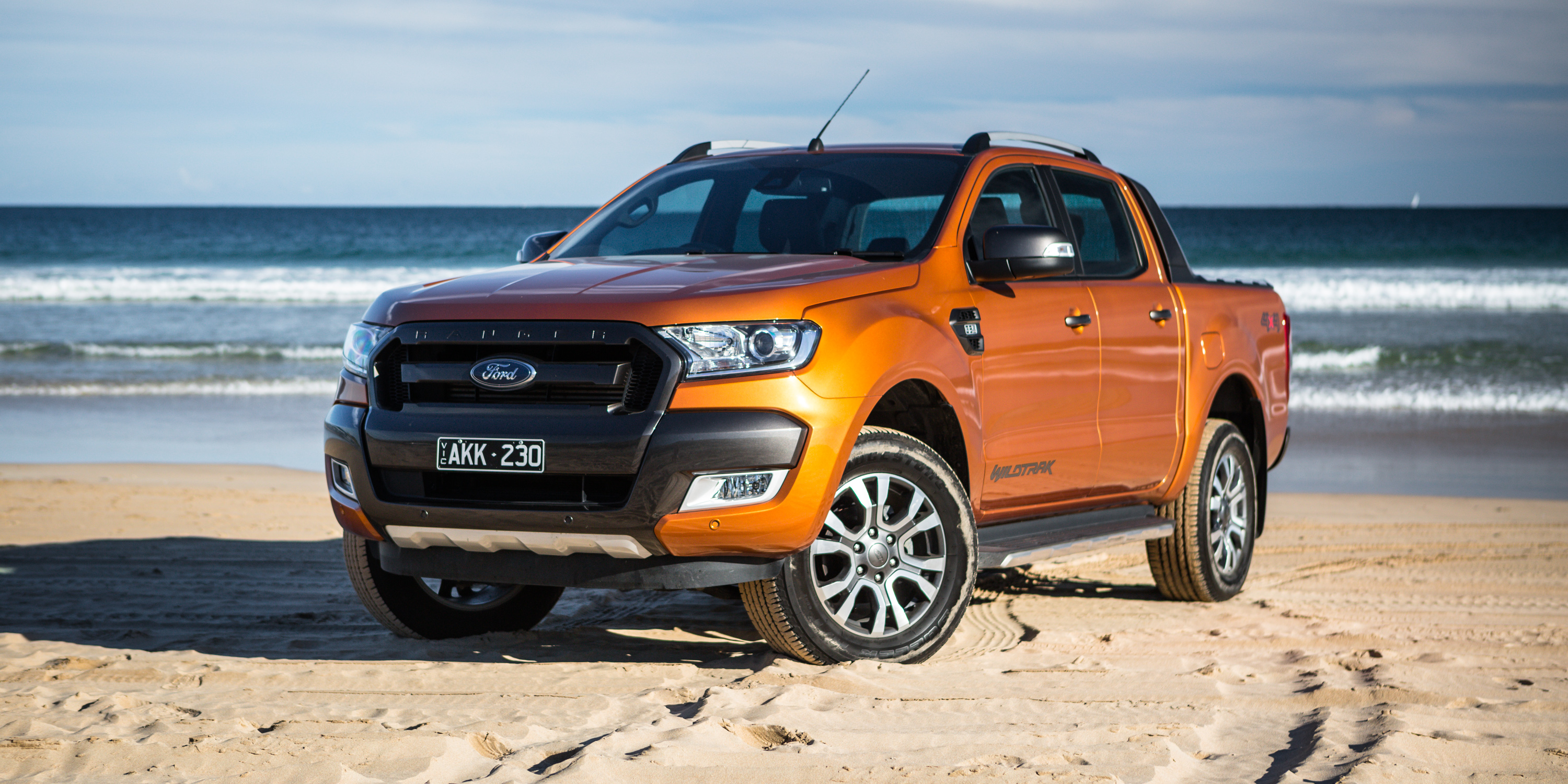 Ford Ranger scores minor feature updates, on sale now ...