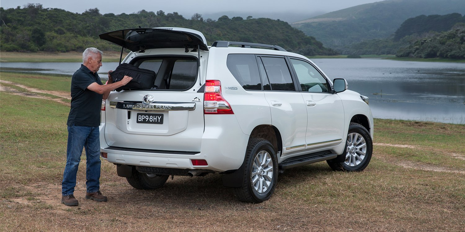Toyota Prado Altitude Returns For 2017 Photos Caradvice