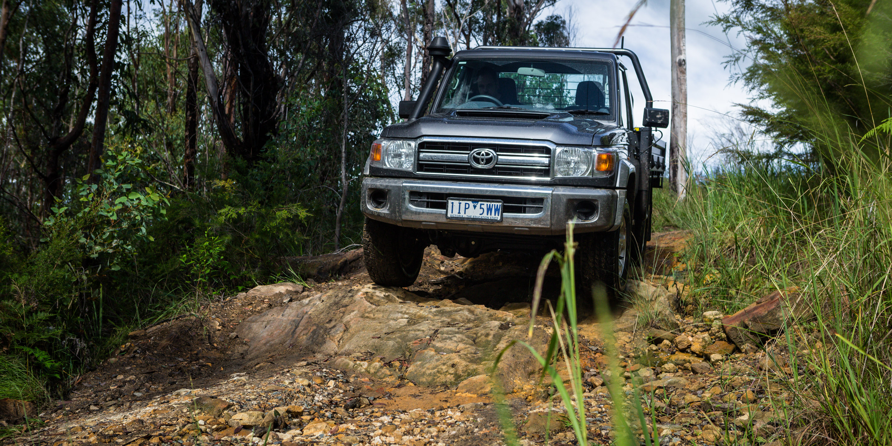 2017 Toyota Landcruiser 70 Series Ute Long Term Review Report Five Land Cruiser Off Road