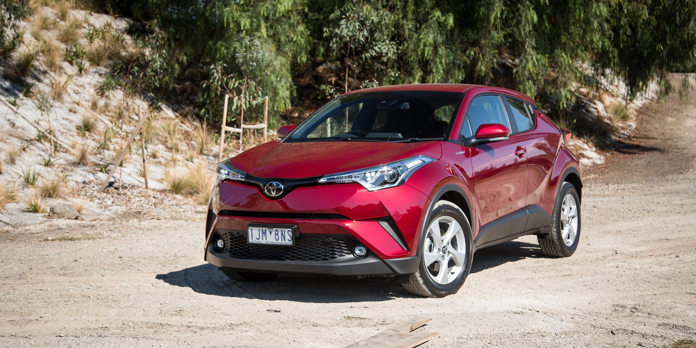 2017 Toyota C-HR 2WD review - photos | CarAdvice