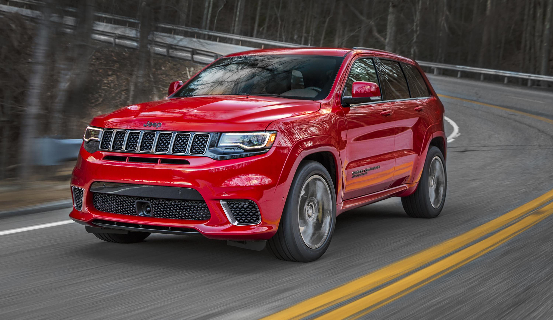 2017 Jeep Grand Cherokee Trackhawk revealed, Australian ...