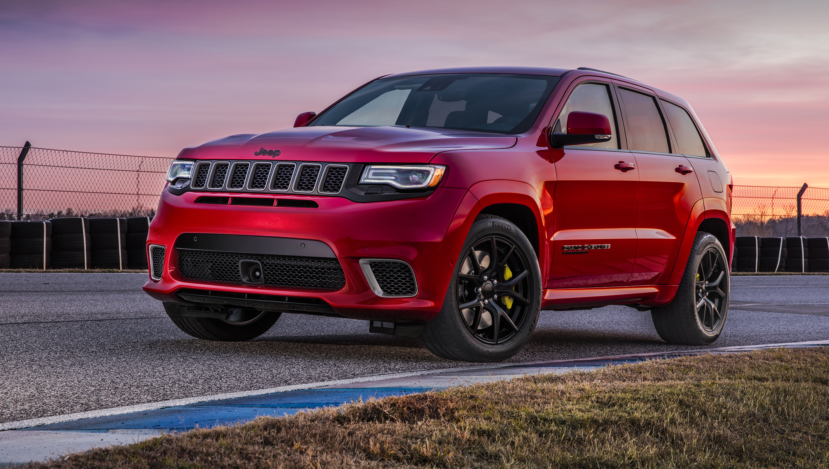 Toyota Official Site >> 2018 Jeep Grand Cherokee Trackhawk confirmed for Australia, here in December - Photos