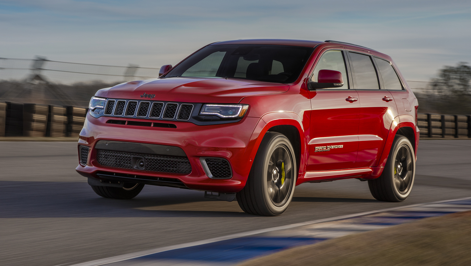 2018 Jeep Grand Cherokee >> 2017 Jeep Grand Cherokee Trackhawk revealed, Australian arm keen - photos | CarAdvice
