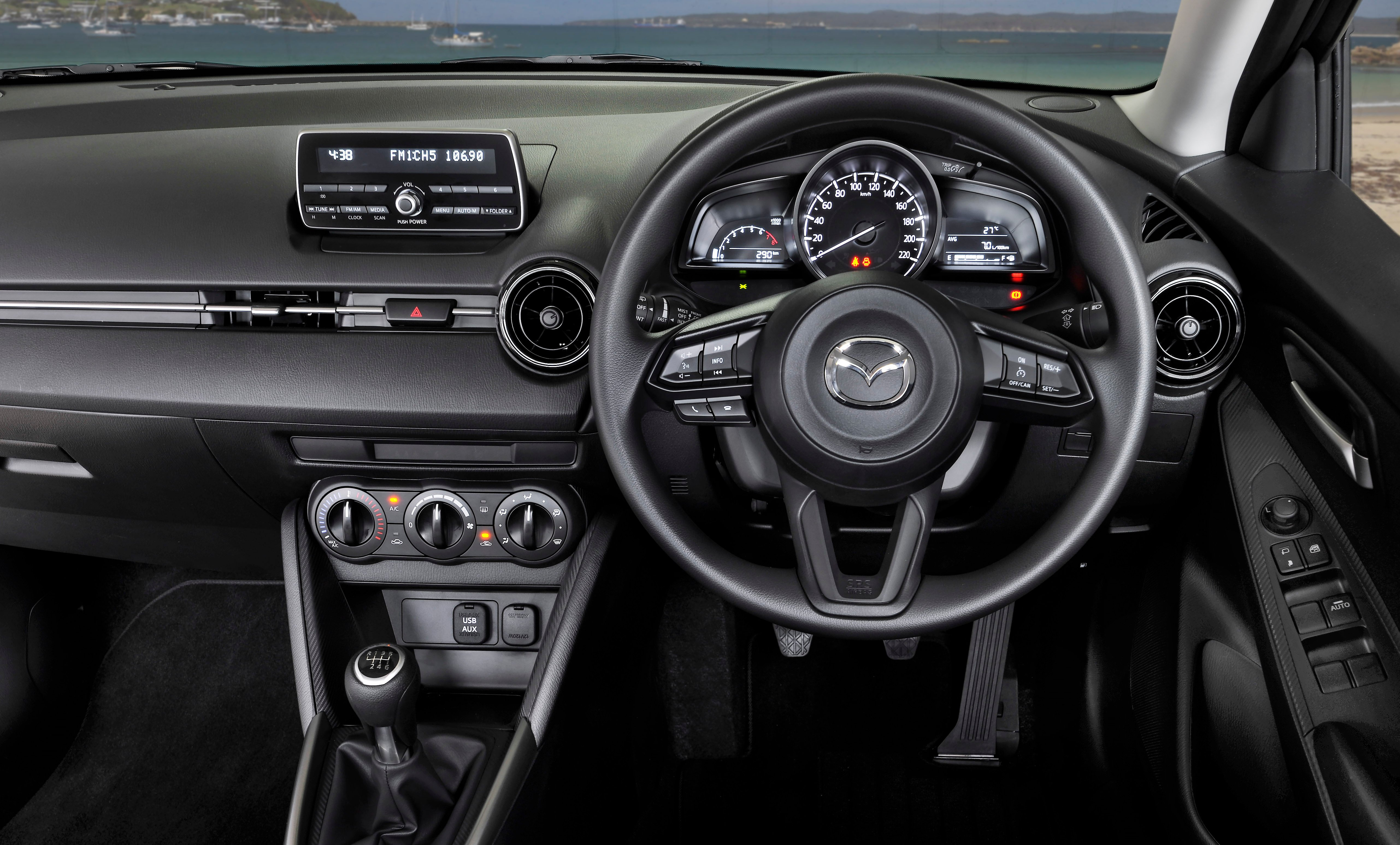 2017 Mazda 2 pricing and specs: Standard AEB, improved ...