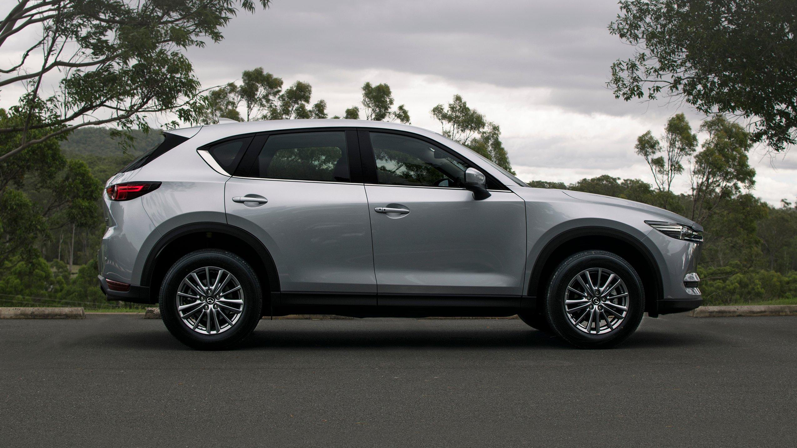 2017 Mazda CX-5 Touring petrol review | CarAdvice