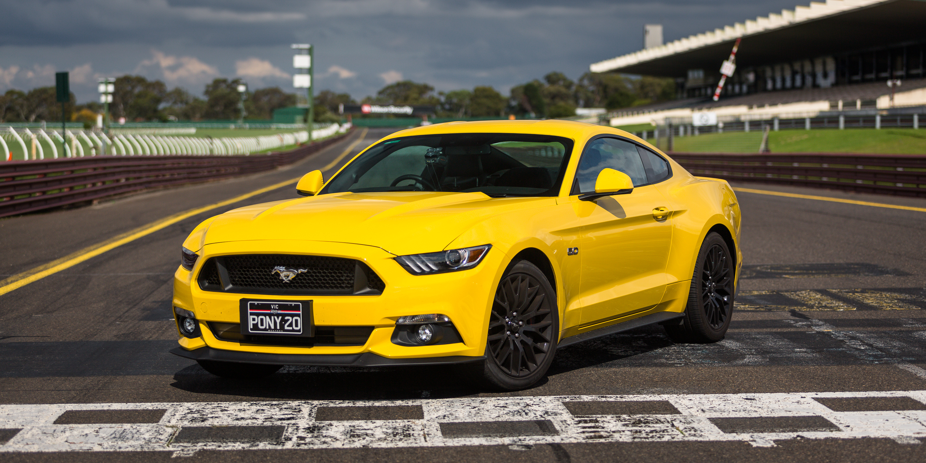 2017 Ford Mustang Gt Fastback Review Long Term Report