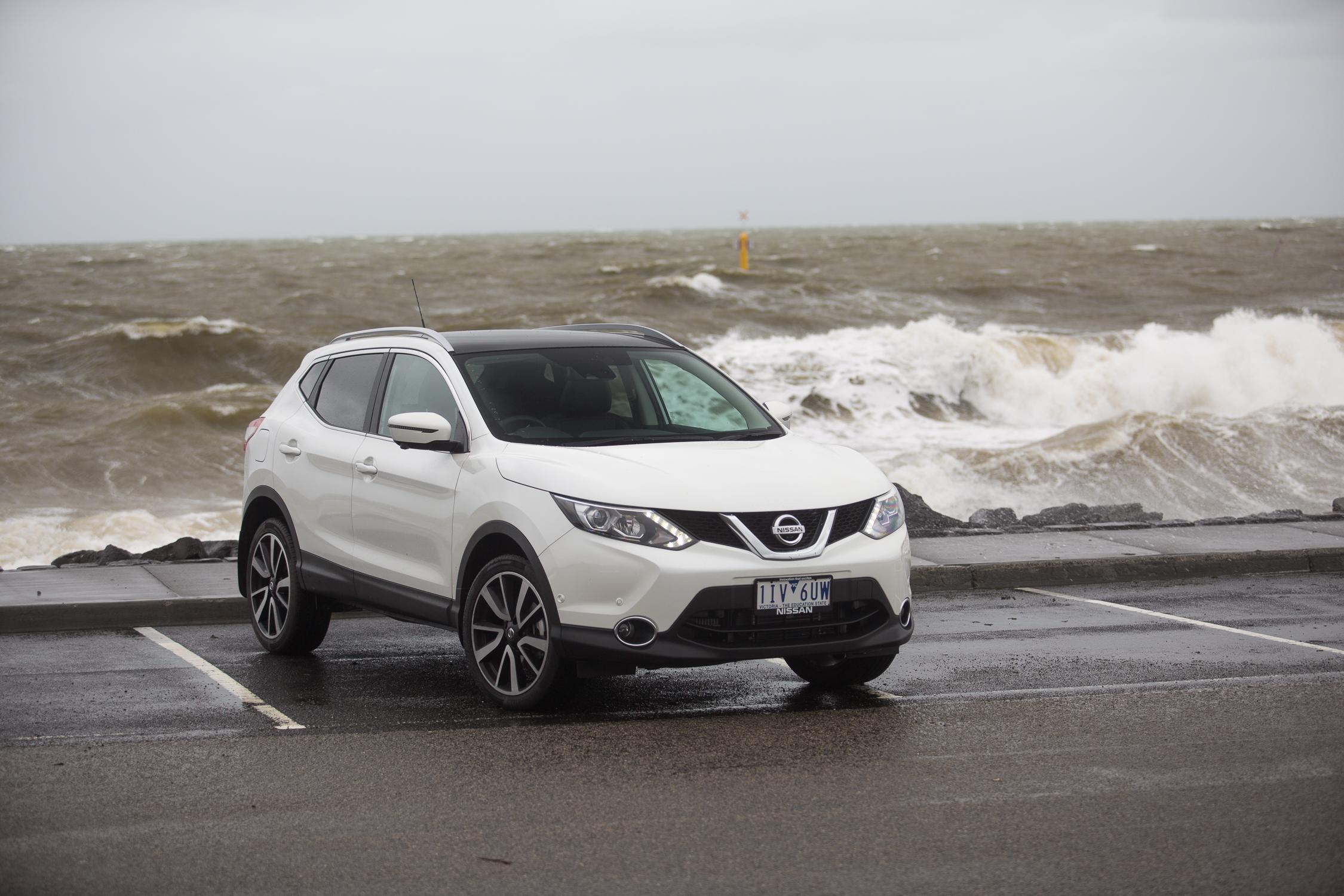 2017 Nissan Qashqai Tl Review Caradvice