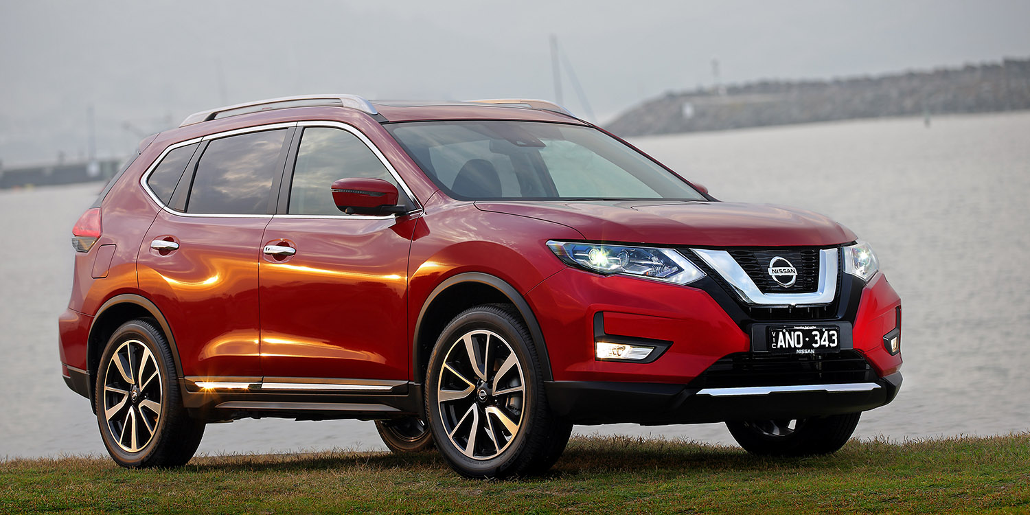 2017 nissan x trail review caradvice. Black Bedroom Furniture Sets. Home Design Ideas
