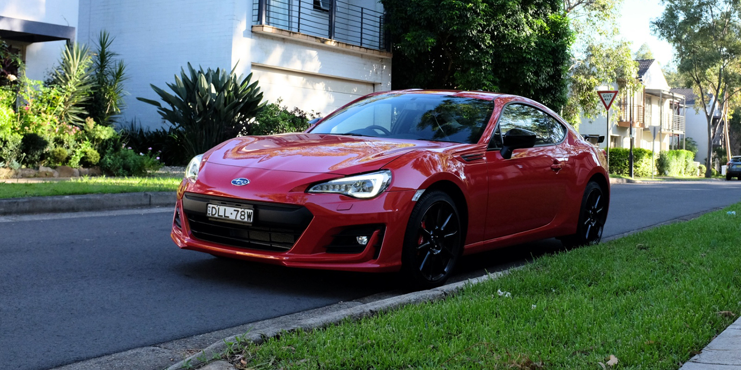 2017 Subaru BRZ Sports Pack special edition on sale from ...