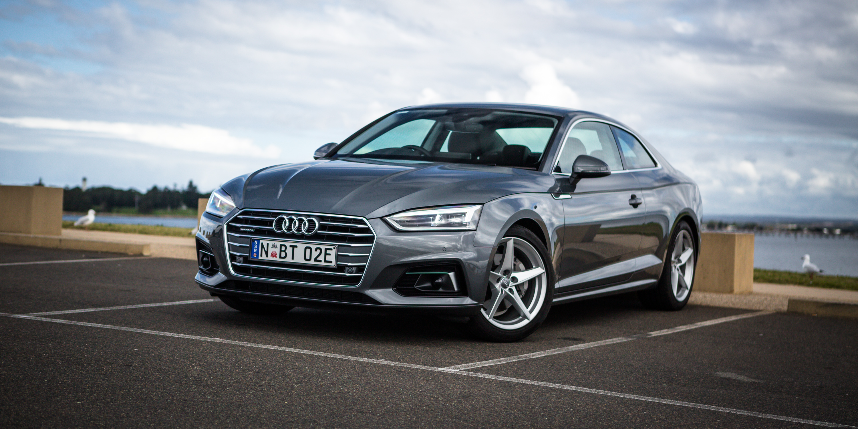 2017 Audi A5 2.0 TDI Coupe review | CarAdvice