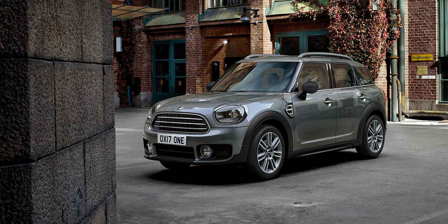 2018 mini one countryman one d countryman announced but. Black Bedroom Furniture Sets. Home Design Ideas