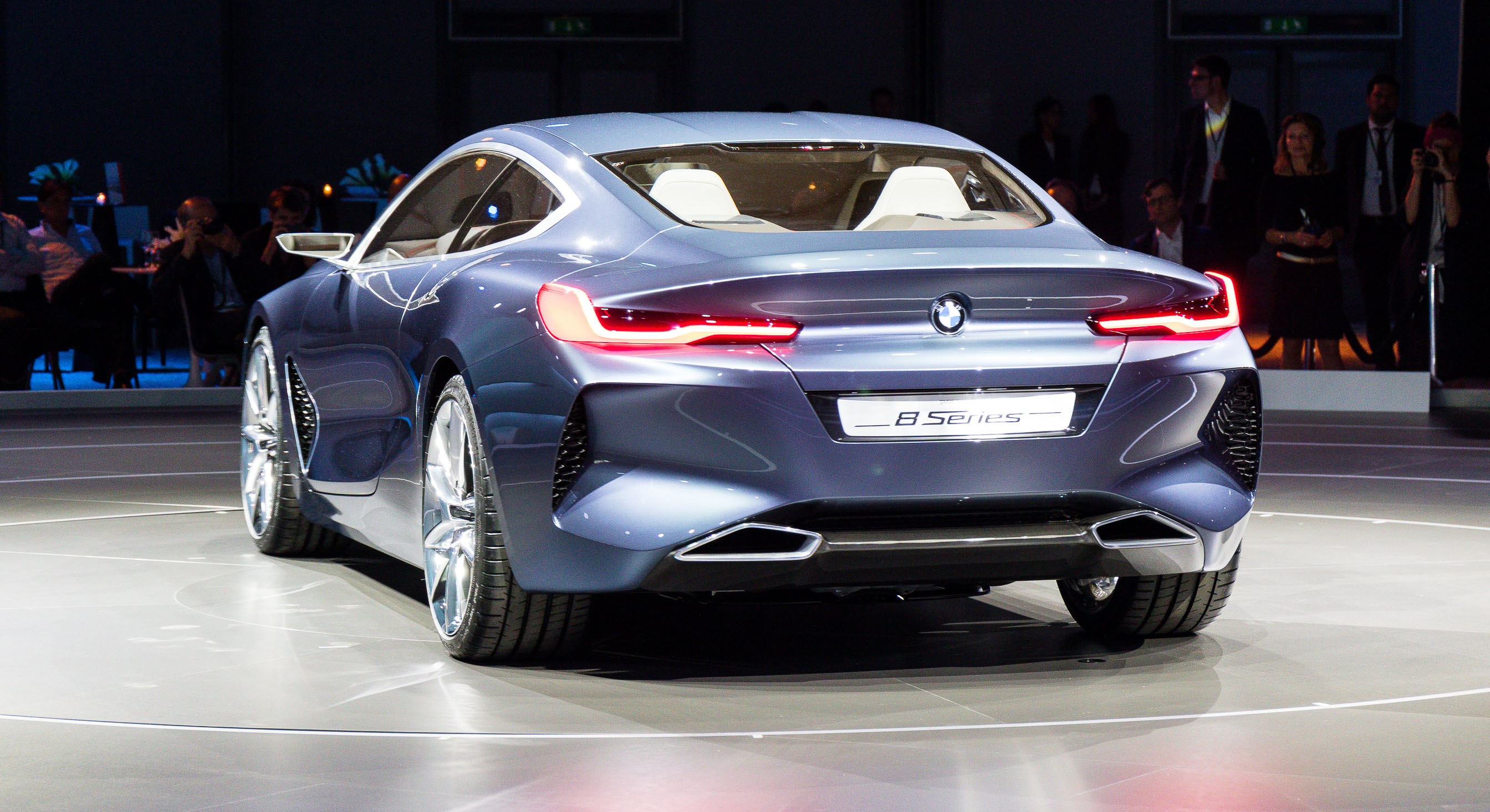bmw 8 series concept revealed photos caradvice. Black Bedroom Furniture Sets. Home Design Ideas
