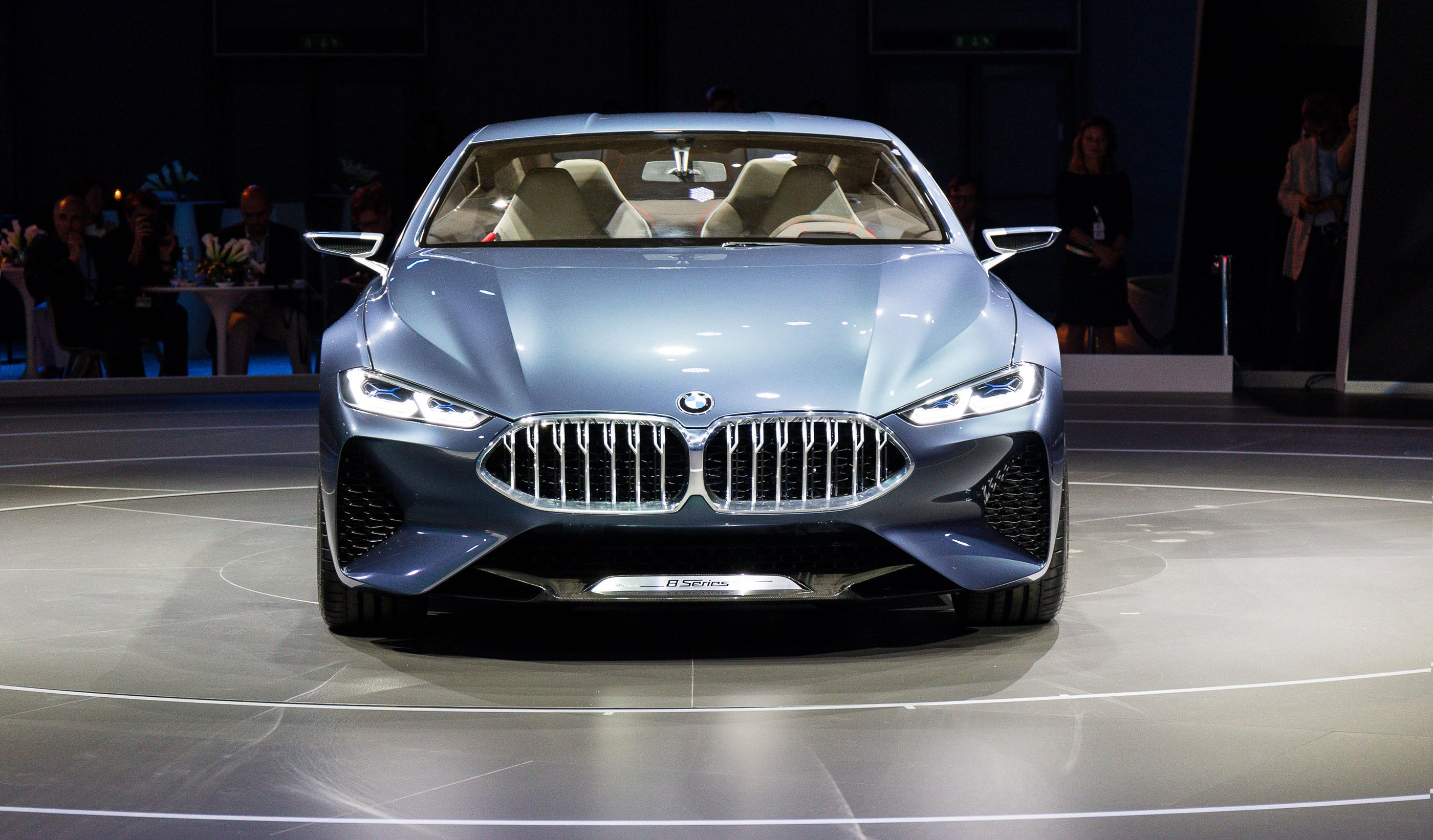 BMW 8 Series concept revealed - photos | CarAdvice