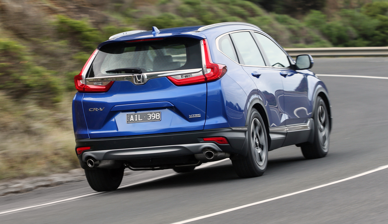 2017 Honda Cr V Lx >> 2018 Honda CR-V pricing and specs: Turbo five- and seven-seat SUV arrives - photos | CarAdvice