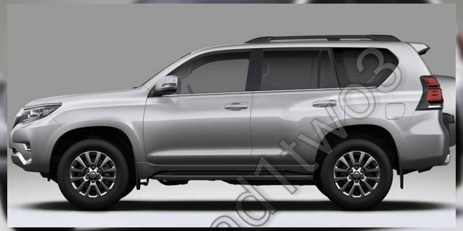 Prado Land Cruiser Price >> 2018 Toyota Prado facelift leaked - UPDATE - photos | CarAdvice