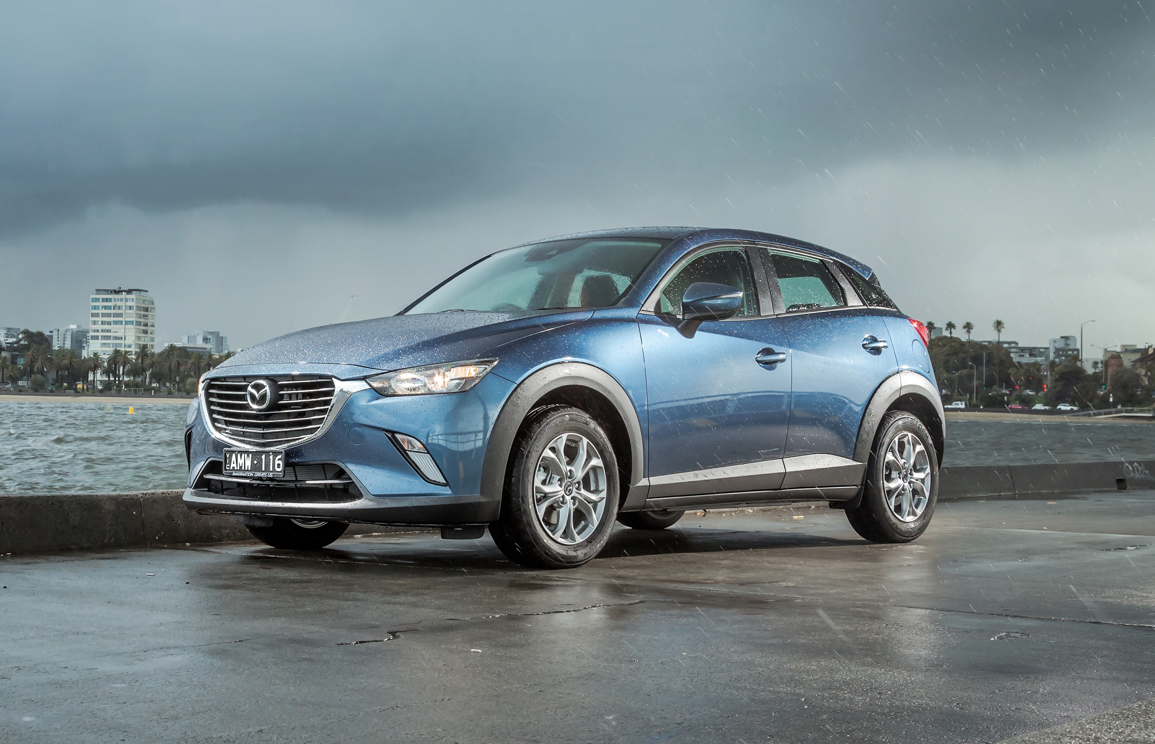 2017 mazda cx 3 pricing and specs photos caradvice. Black Bedroom Furniture Sets. Home Design Ideas
