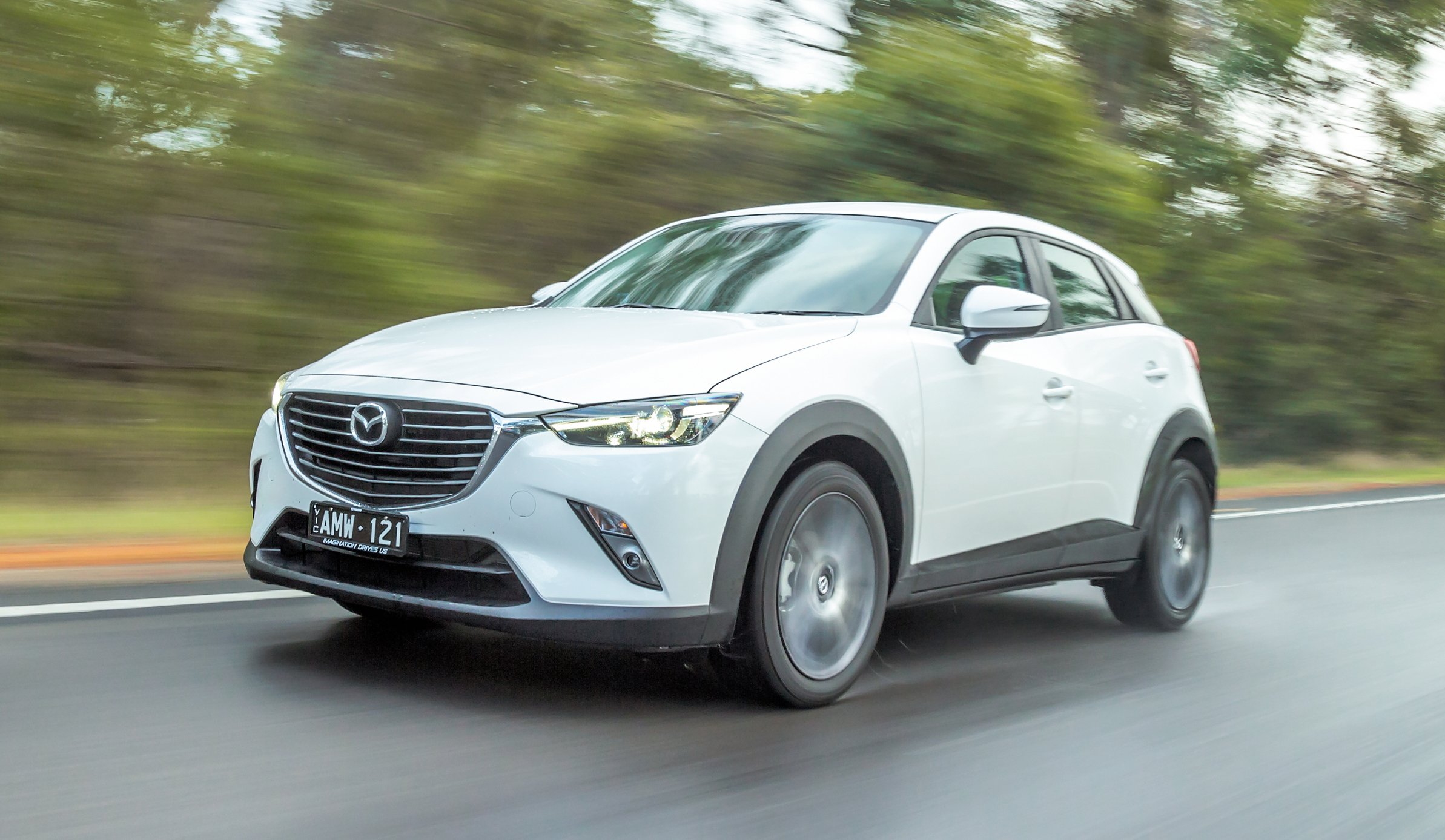 2017 Mazda Cx 3 Review Photos Caradvice