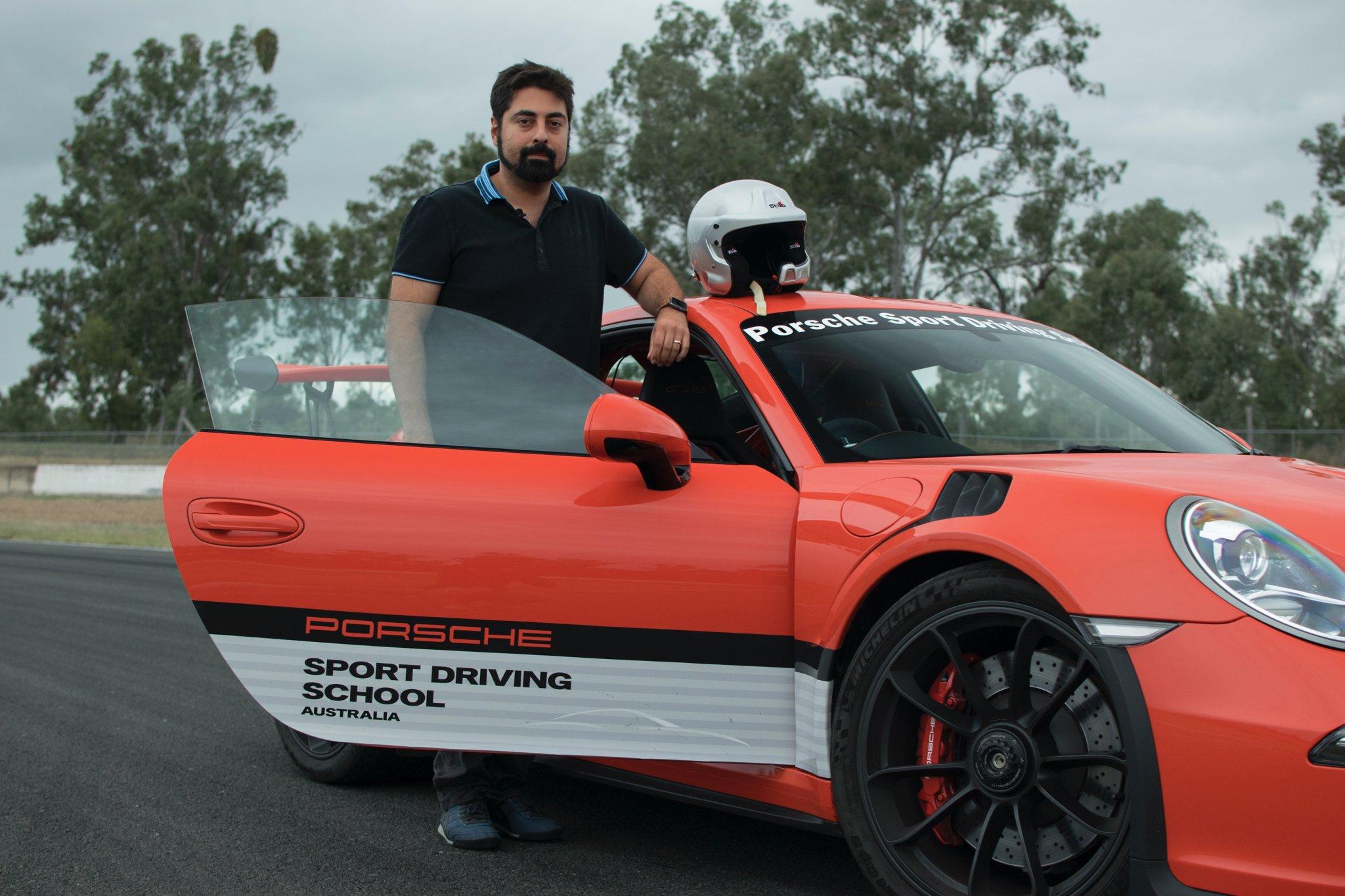 Porsche Sport Driving School Master Class Review Photos