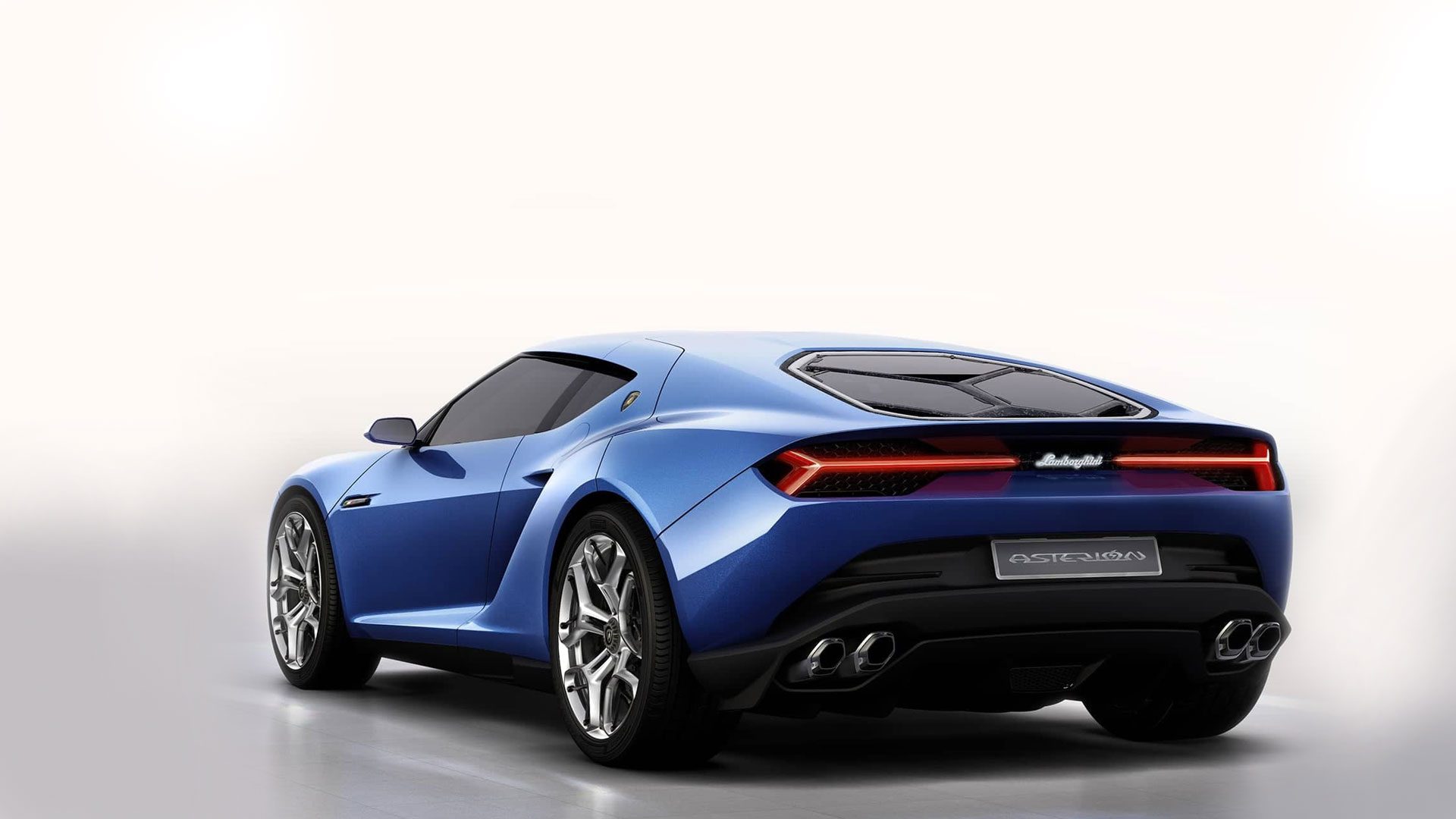 Lamborghini Electric Supercar Technology Not Ready