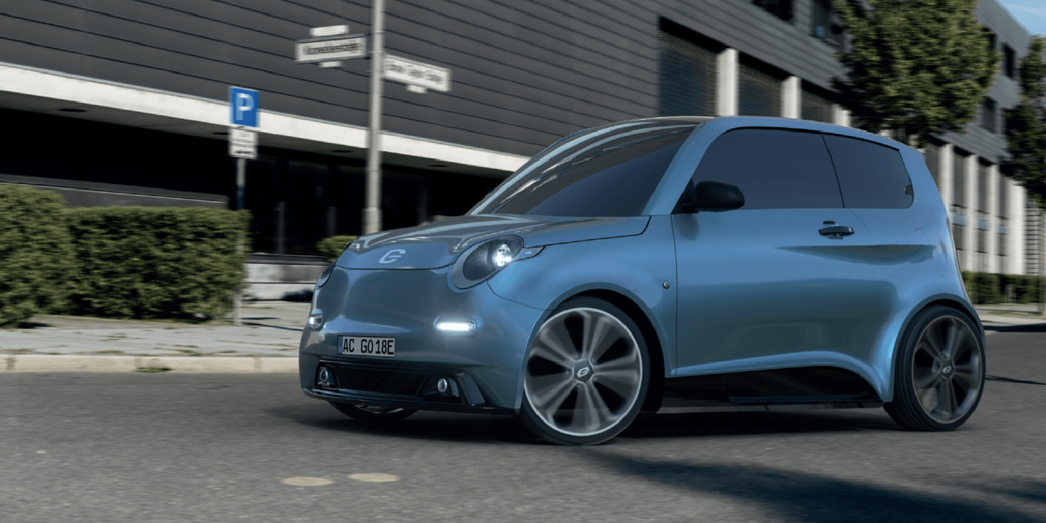 German Startup Opens Order Books For Affordable Electric