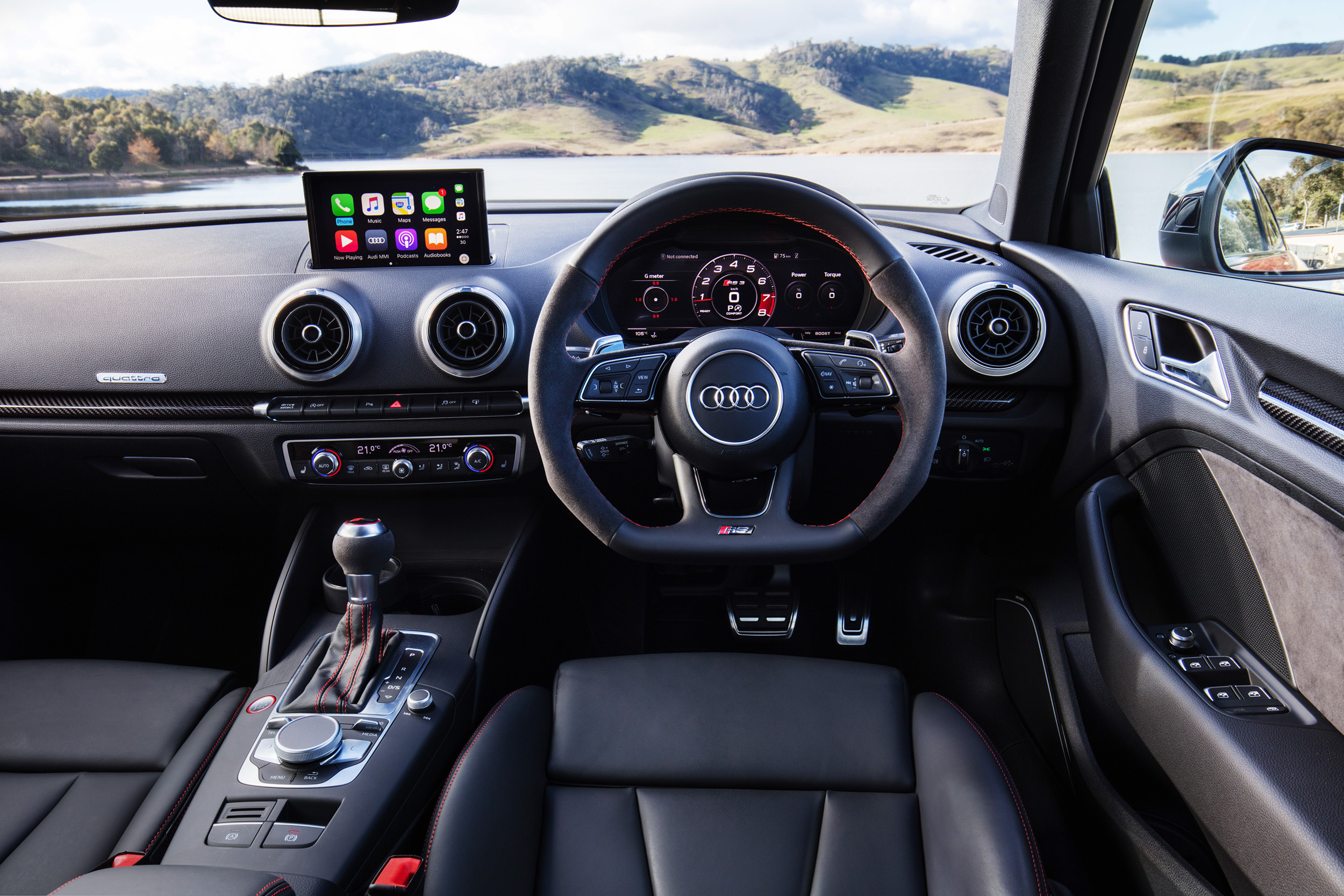2017 Audi RS3 sedan pricing and specs - UPDATE - photos | CarAdvice