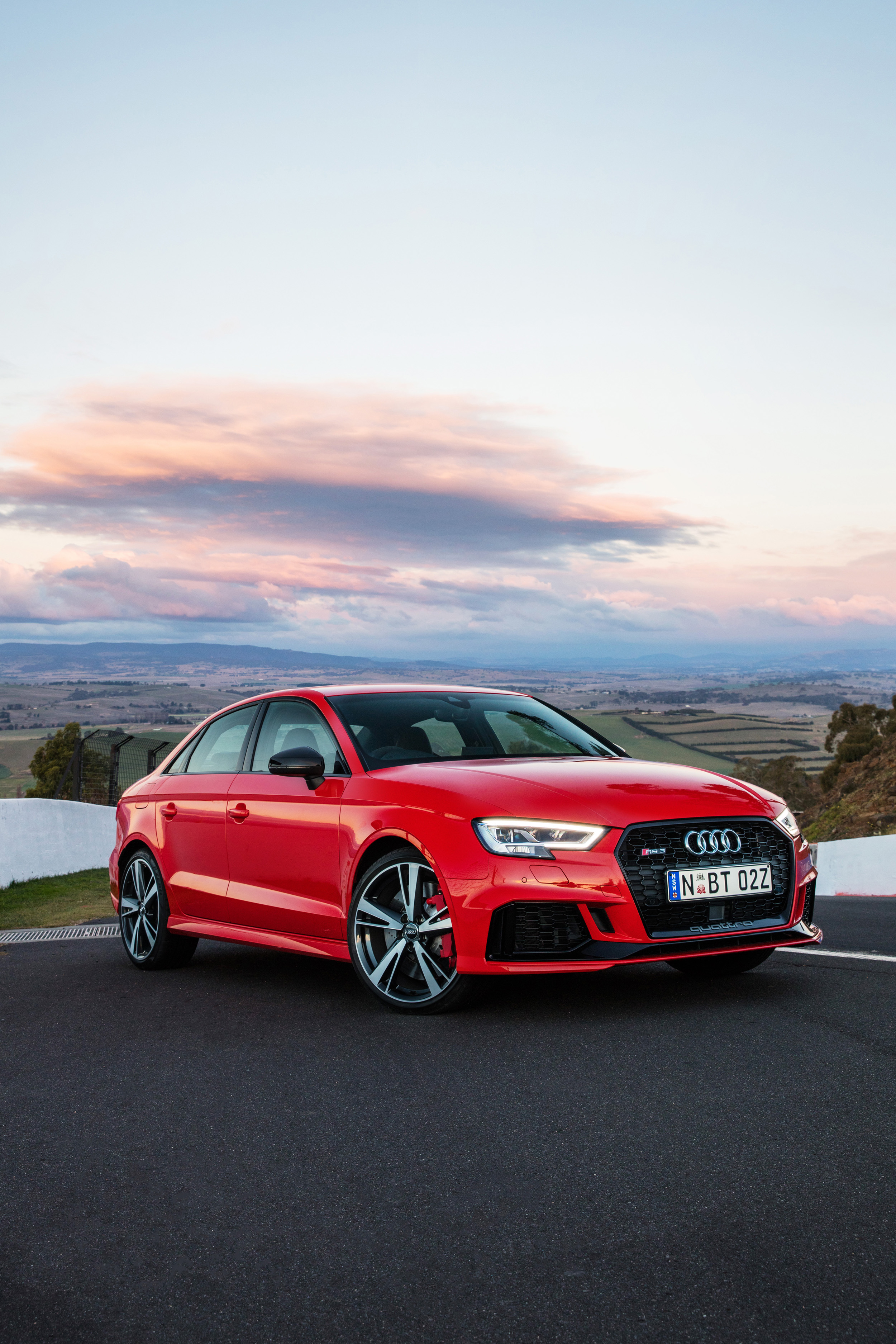 2017 Audi RS3 sedan review - photos | CarAdvice