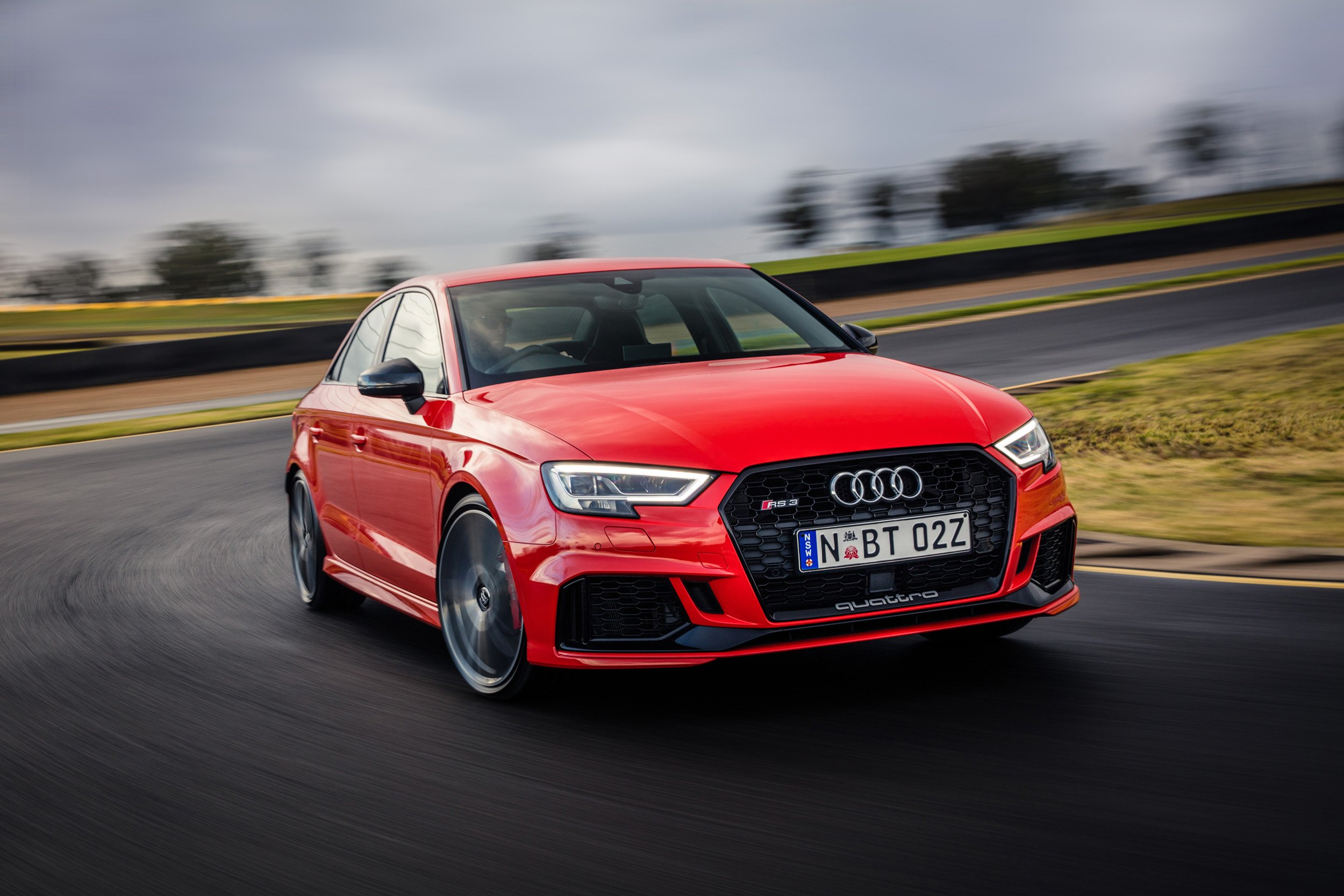 2017 Audi Rs3 Sedan Review Caradvice